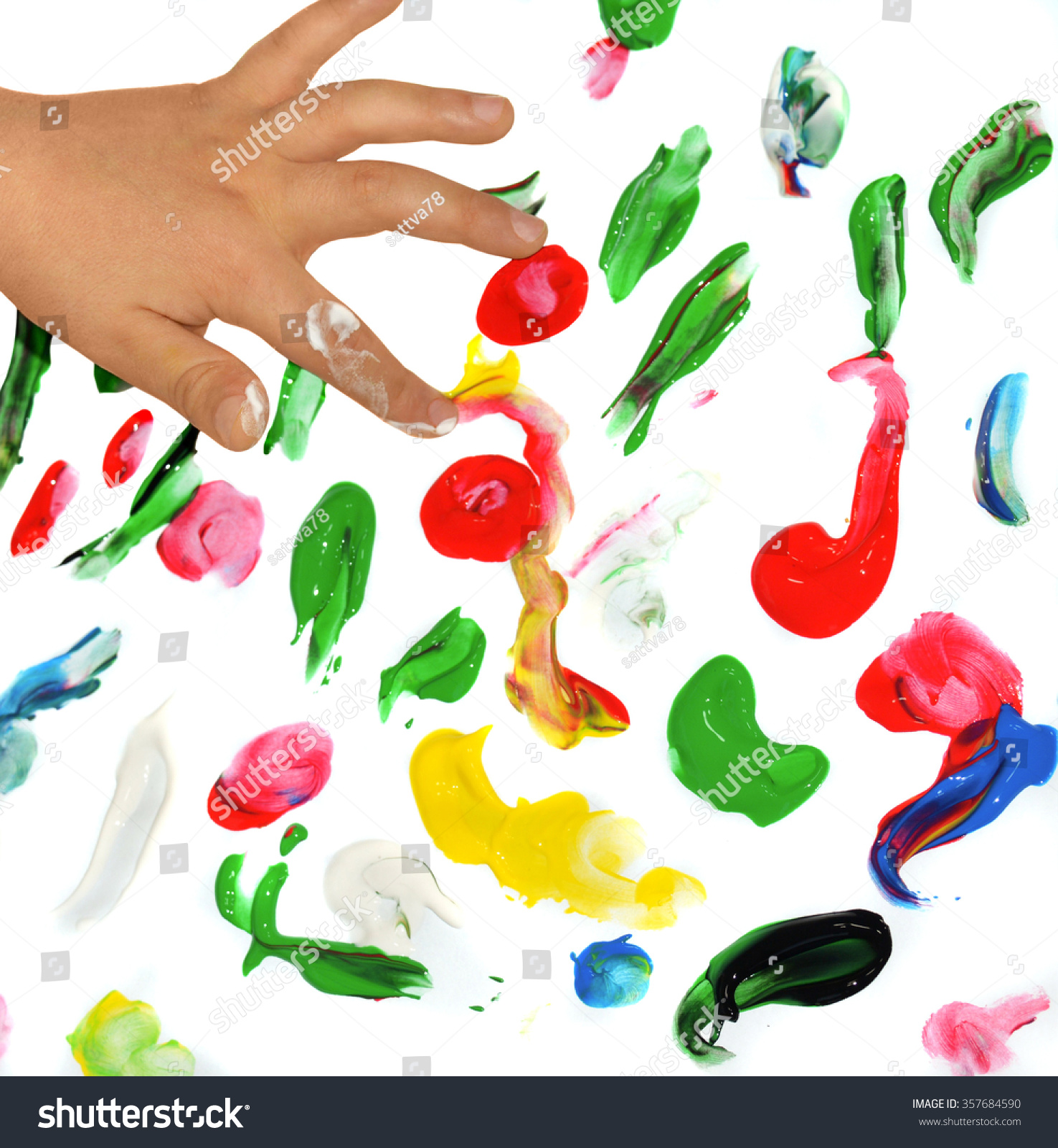 Different color paint different color paint mesmerizing no for Different painting designs