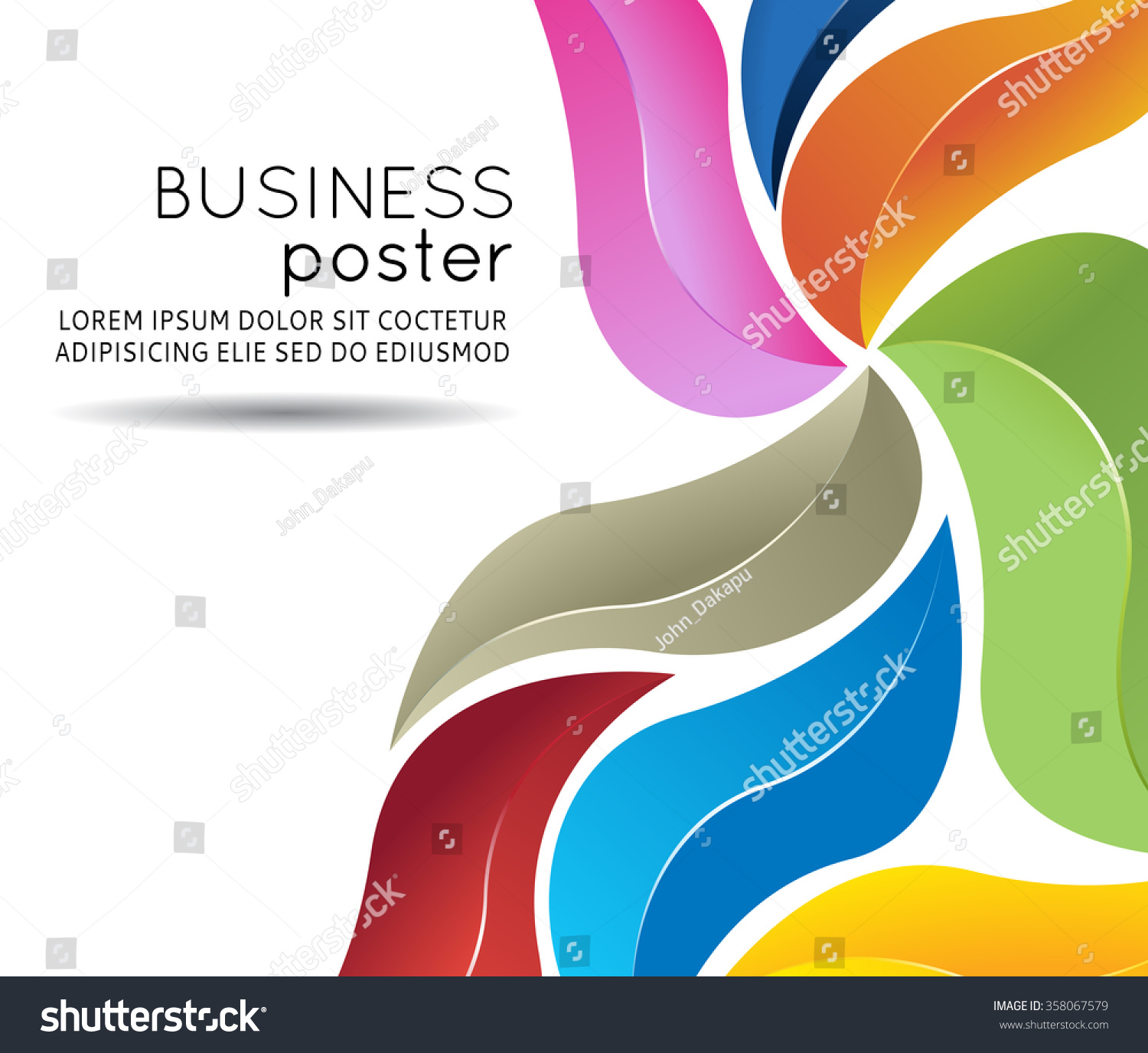 Professional Business Design Layout Template Corporate Stock ...