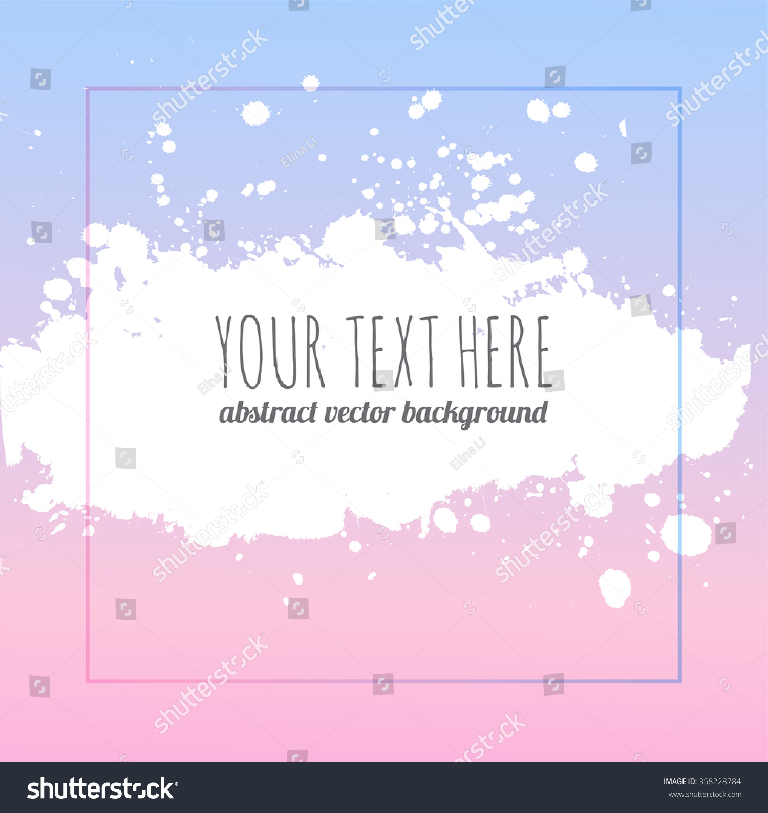 rose quartz serenity background place your stock vektorgrafik 358228784 shutterstock. Black Bedroom Furniture Sets. Home Design Ideas