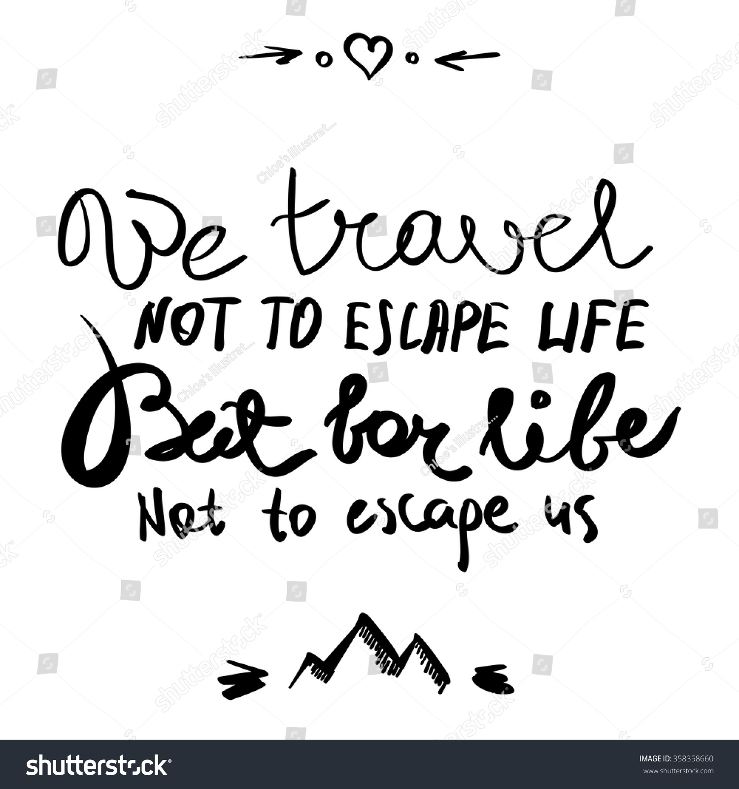 stock-vector-we-travel-not-to-escape-lif