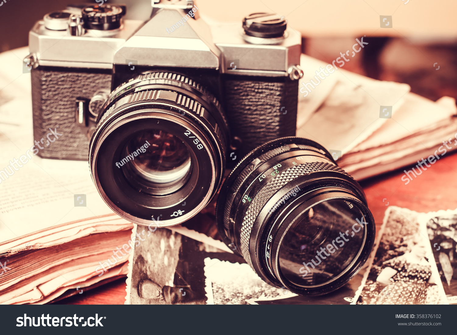 Vintage Camera Stock Photos, Images, & Pictures - 49,396 ...