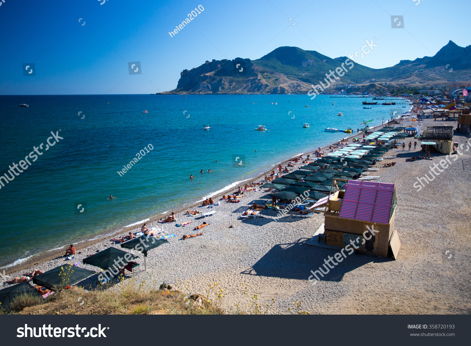 koktebel nudist beach Nudist beach in the summer at Koktebel in Crimea in the summer