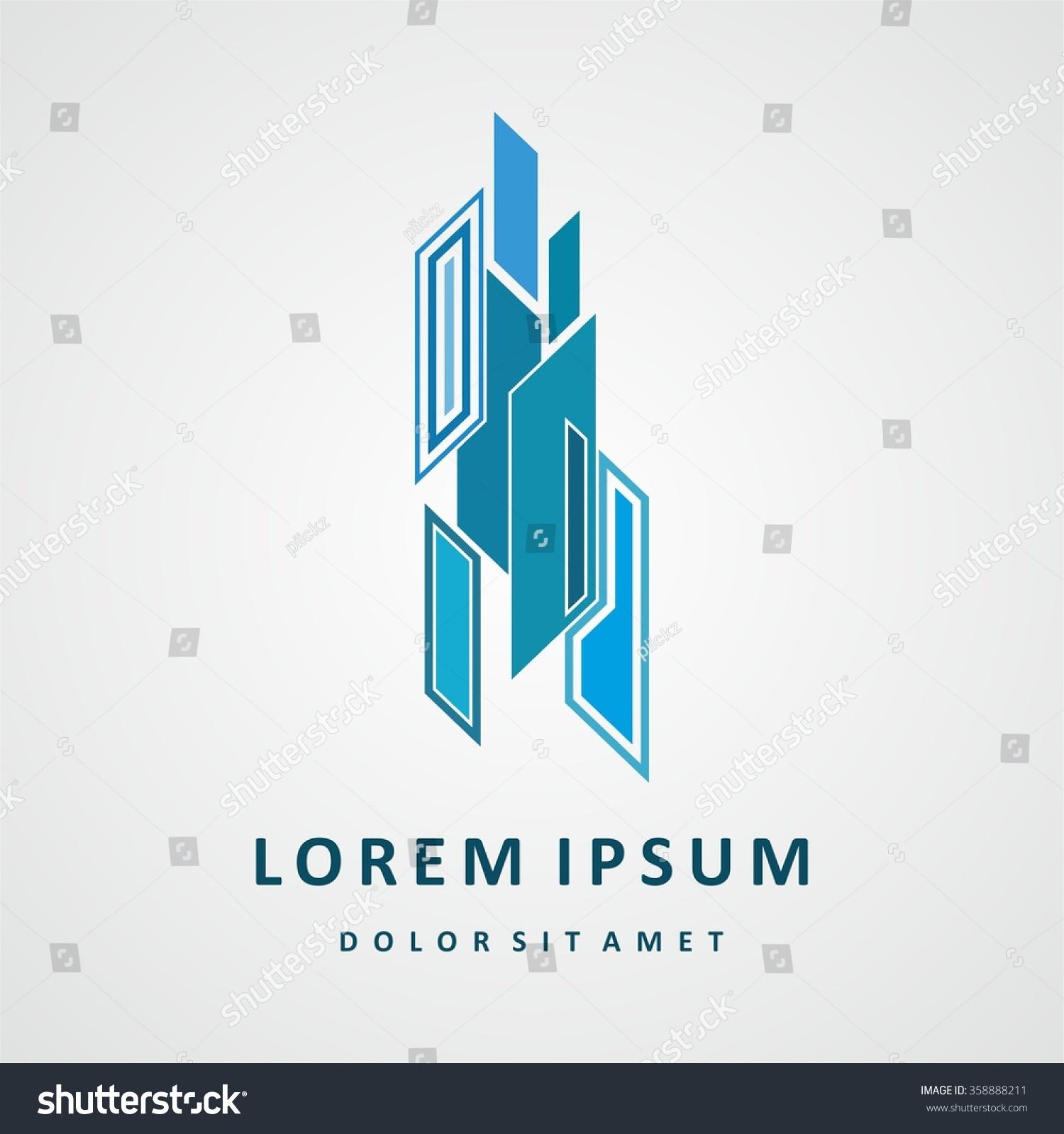 Building Logo Design Real Estate Company Logo Design