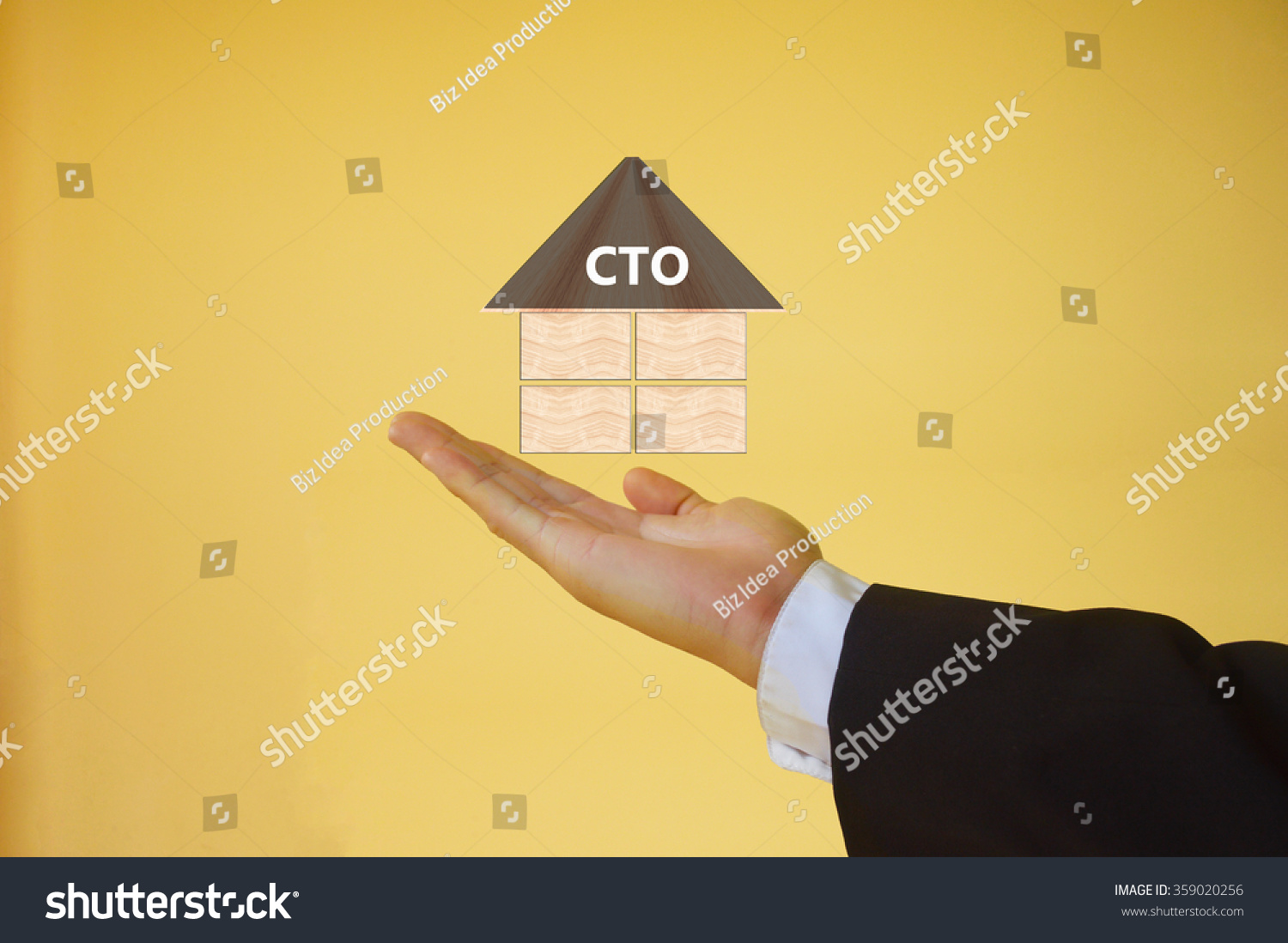 Chief technology officer stock photo 359020256 shutterstock - Chief information technology officer ...
