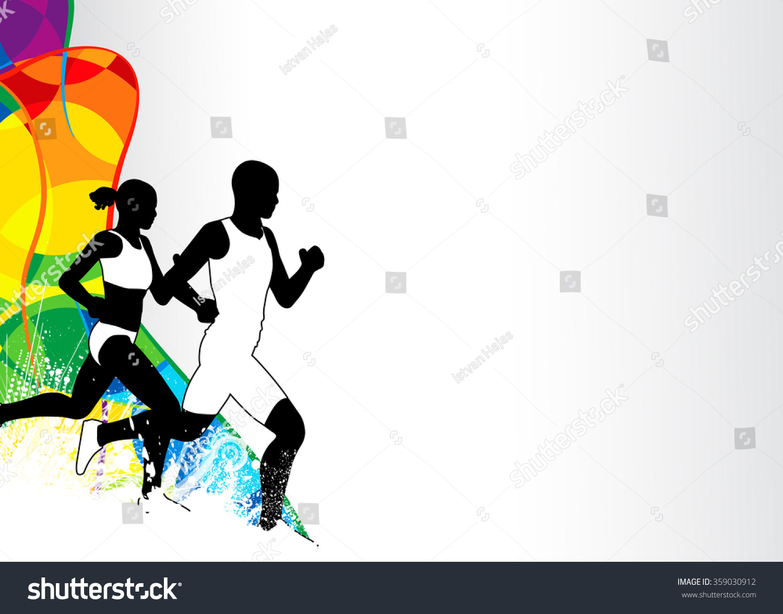 Sport Running Background Www Pixshark Com Images