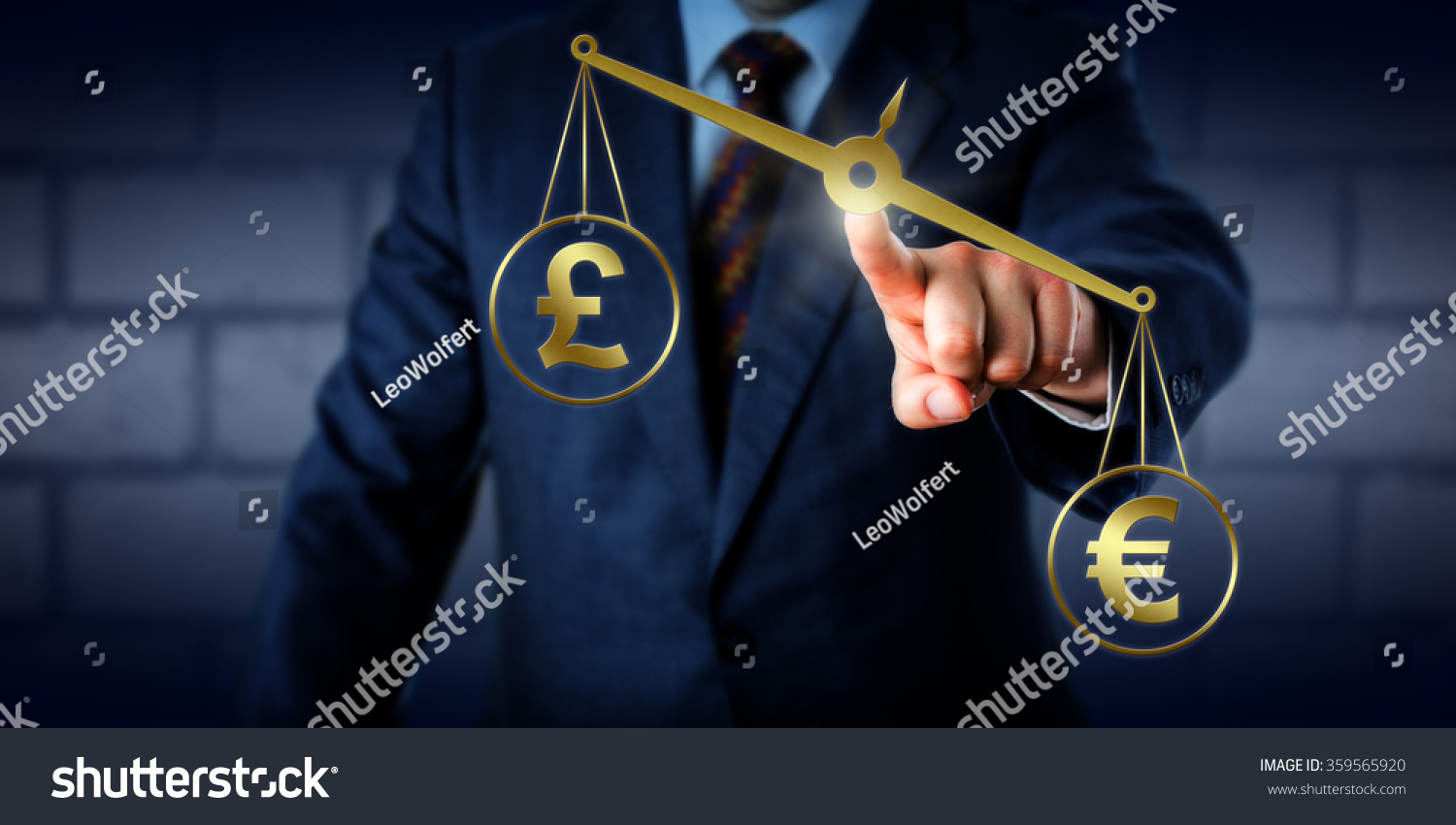 Euro currency symbol outbalancing british pound stock photo euro currency symbol is outbalancing the british pound sterling sign on a virtual golden pair of buycottarizona Choice Image