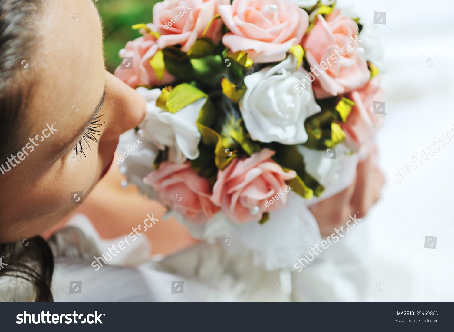 Beautiful Bride Fashionable Wedding 88