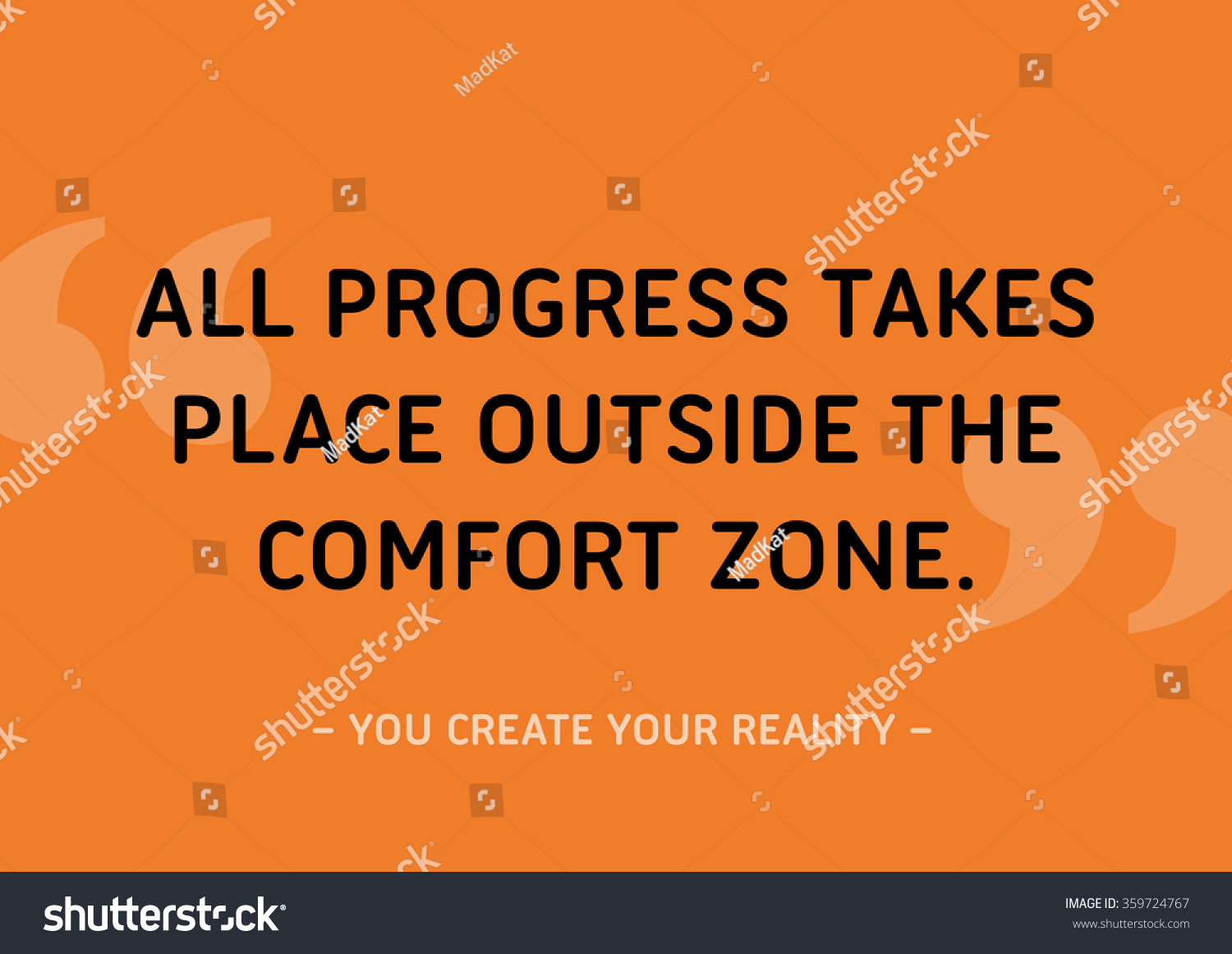 Creating comfort: a selection of quotes