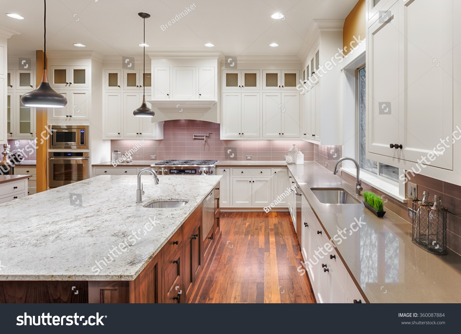 Kitchen pictures with hardwood floors top home design Luxury kitchen flooring