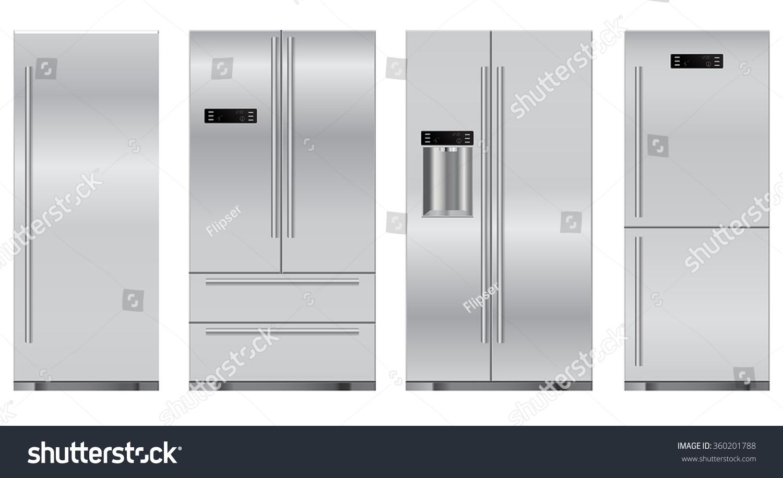 Side By Side Refrigerator >> Online Image & Photo Editor - Shutterstock Editor