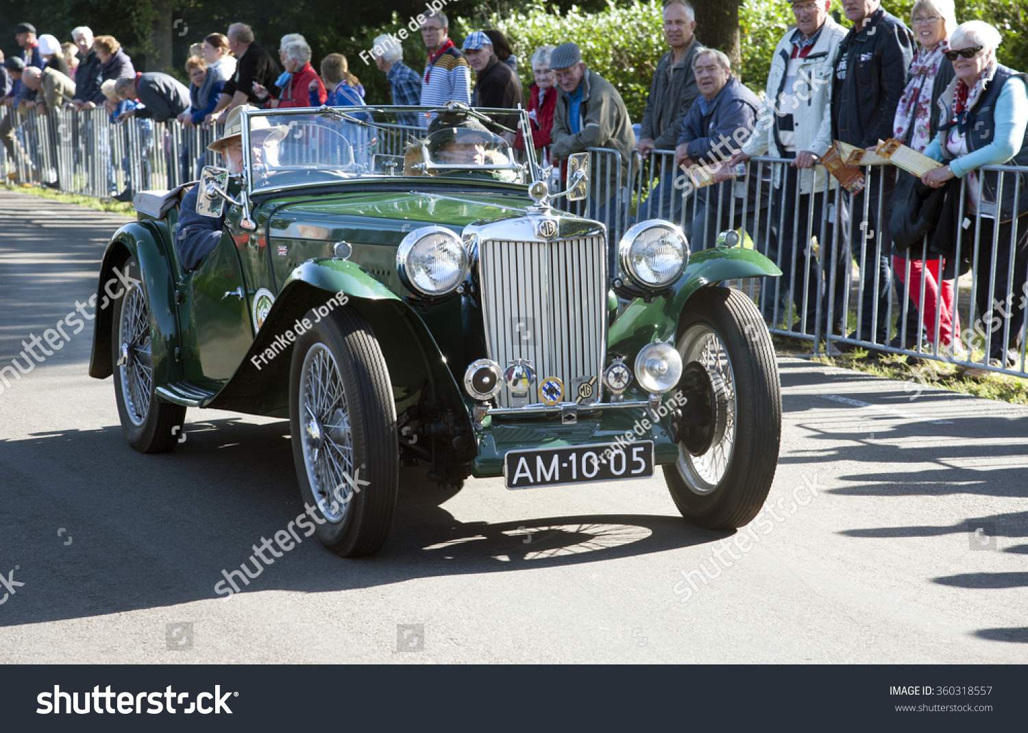 Nostalgia Country Old Timer Cars Countryside Stock Photo (Royalty ...