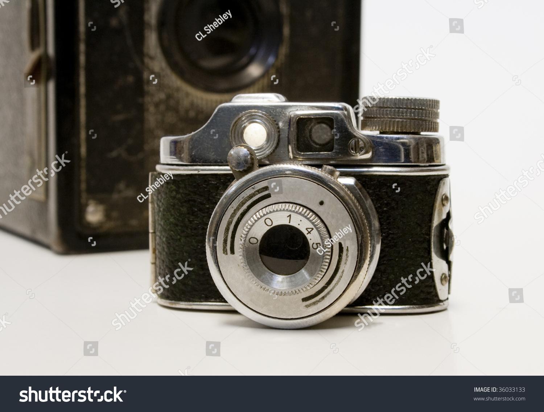 Vintage Mini Toy Camera