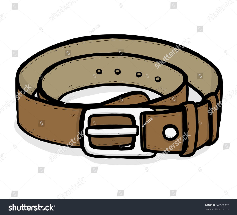 Brown Belt / Cartoon V...