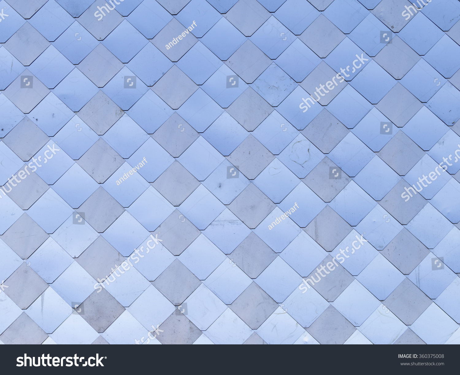 Old Dirty Aluminum Metal Wall Panel Stock Photo (Download Now ...
