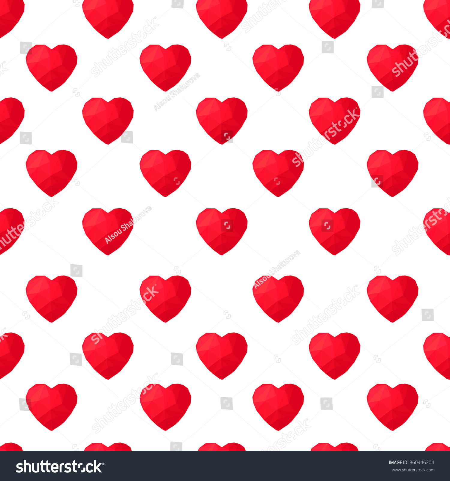 Design Greeting Card Valentines Day Gift Stock Vector Royalty Free