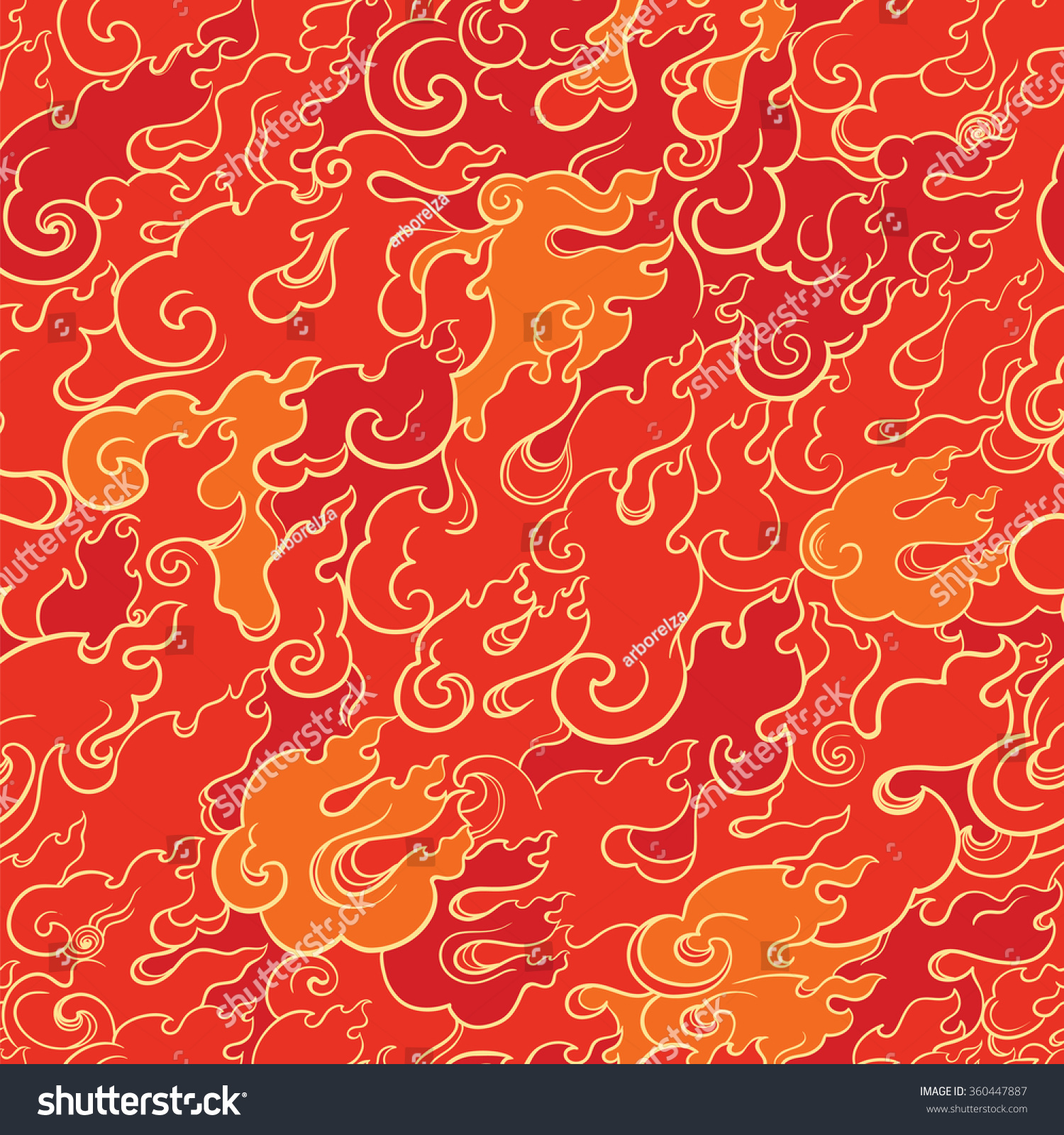 Fire pattern designs images galleries for Pattern design ideas