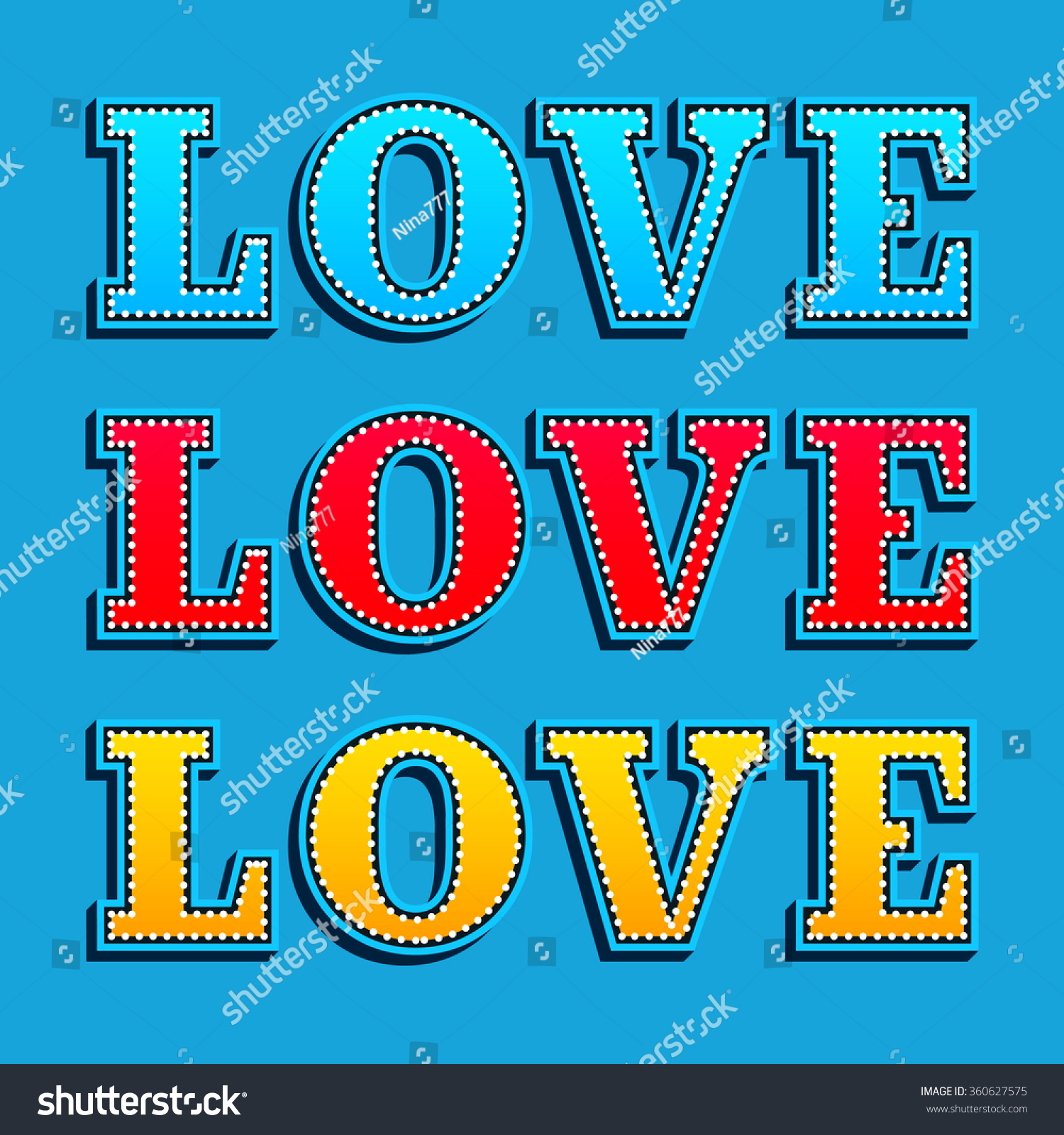 Love font type greeting cards invitations stock vector royalty free love font type for greeting cards invitations print m4hsunfo