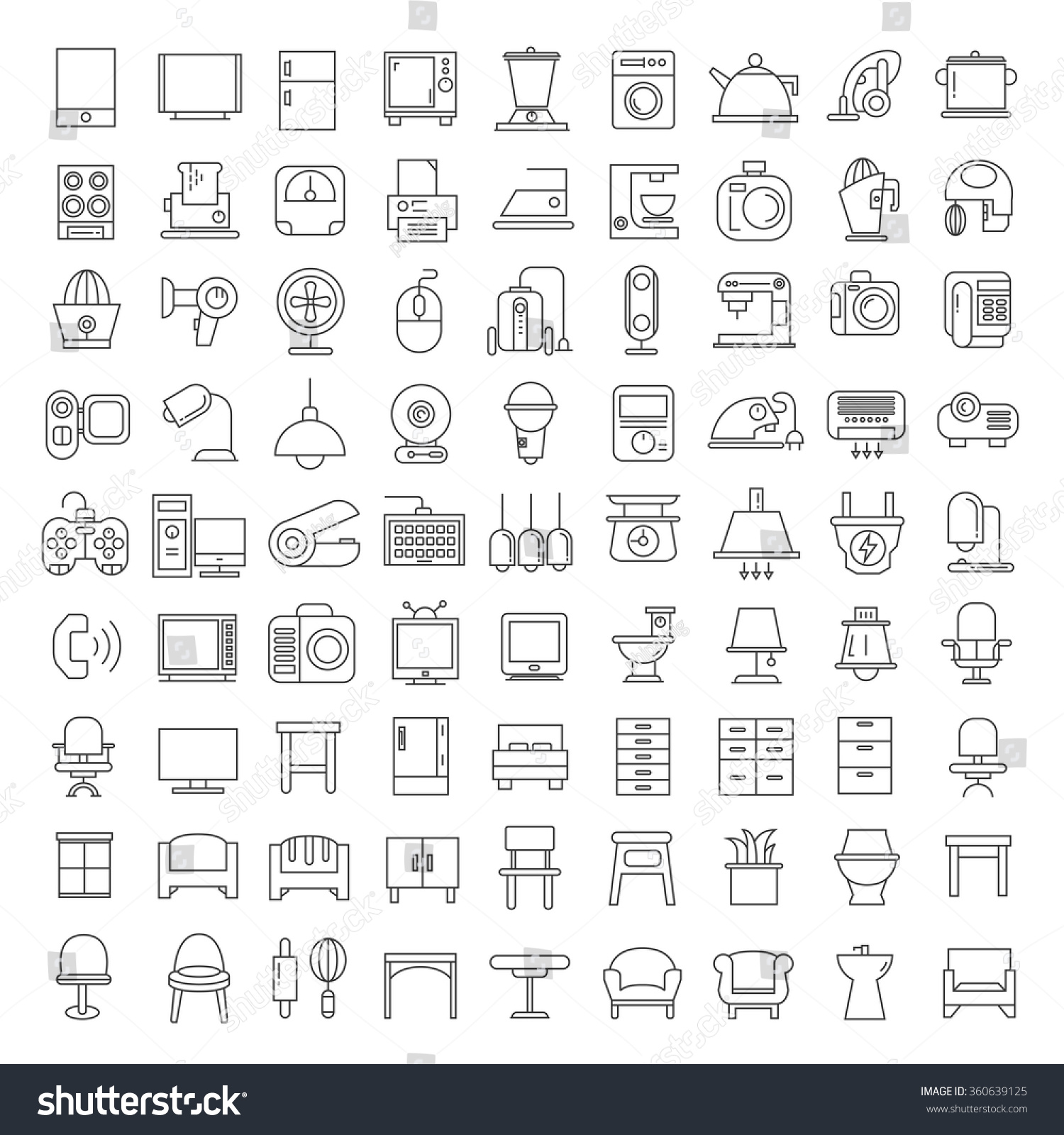 Draw A Floorplan To Scale For Free Home Appliances And Furniture Design Vector Furniture