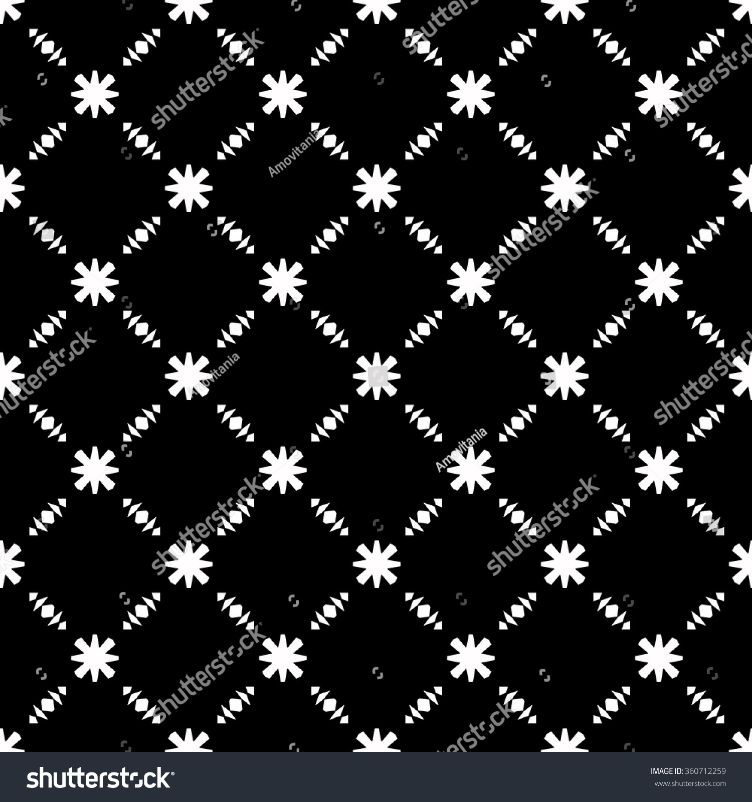 Black white graphic seamless pattern elegant stock vector for Simple elegant wallpaper