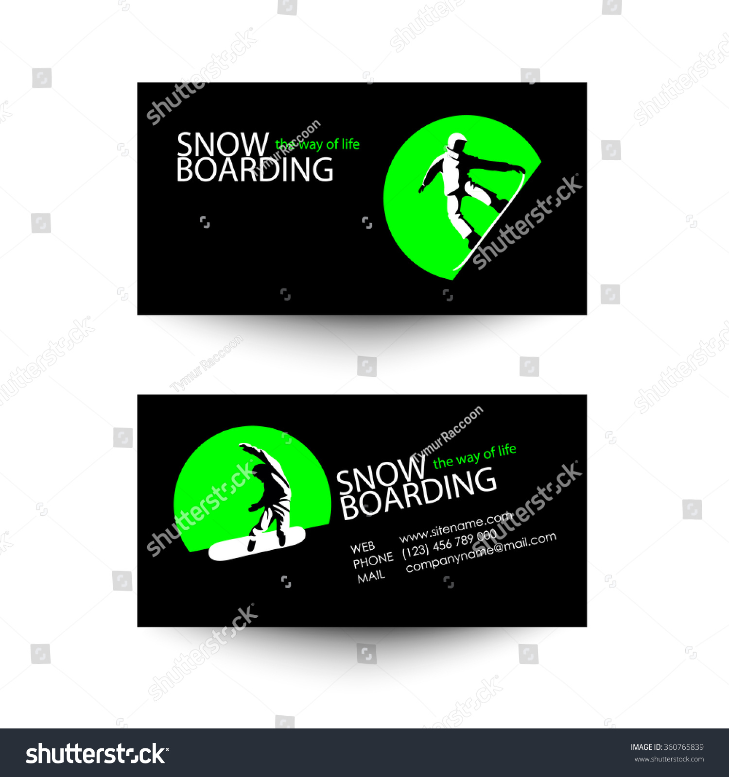 Amazing Business Card Design Idea Photos - Business Card Ideas ...