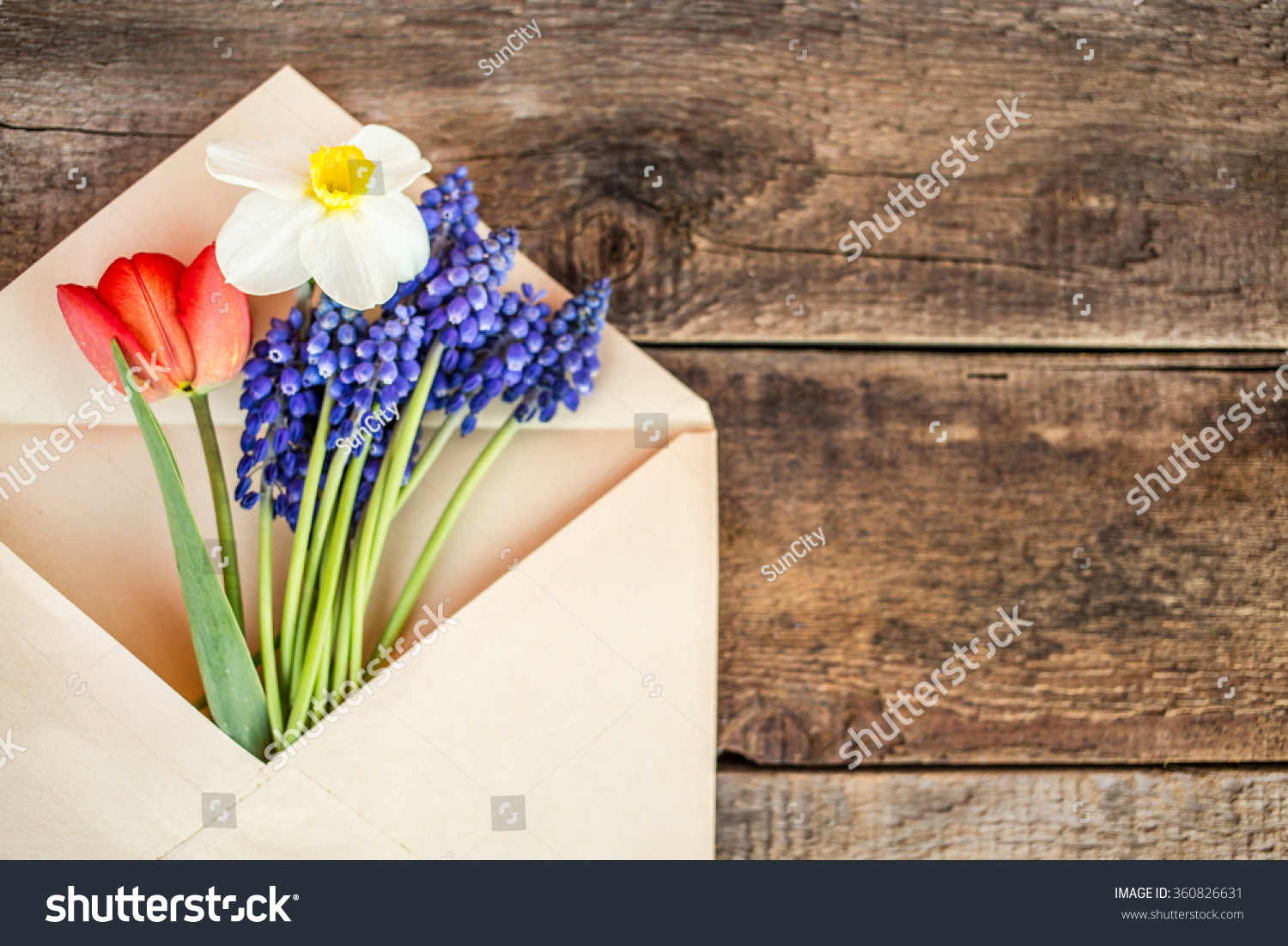 Spring Flowers March 8th Mothers Day Stock Photo Edit Now