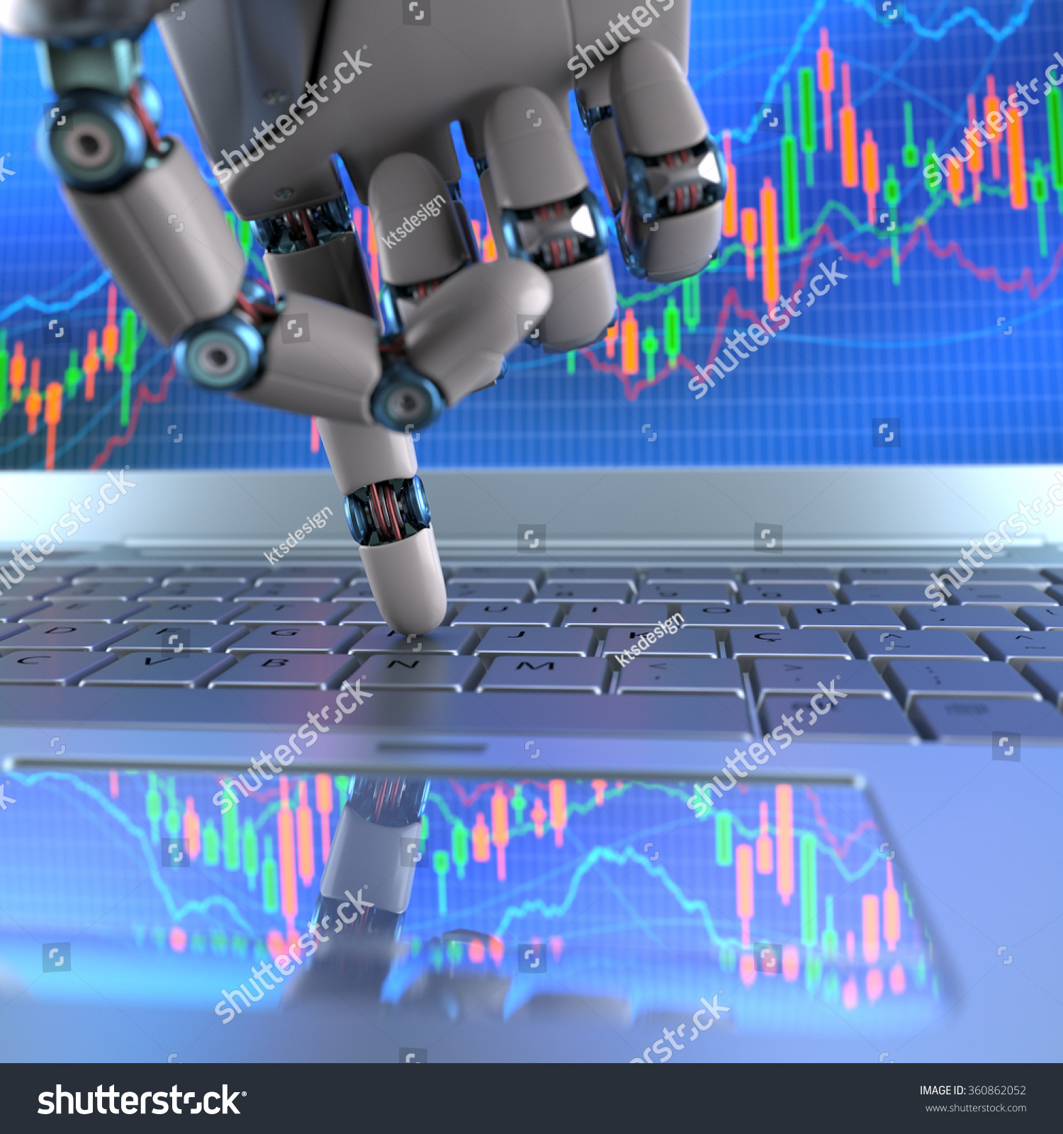 Robot trading systems