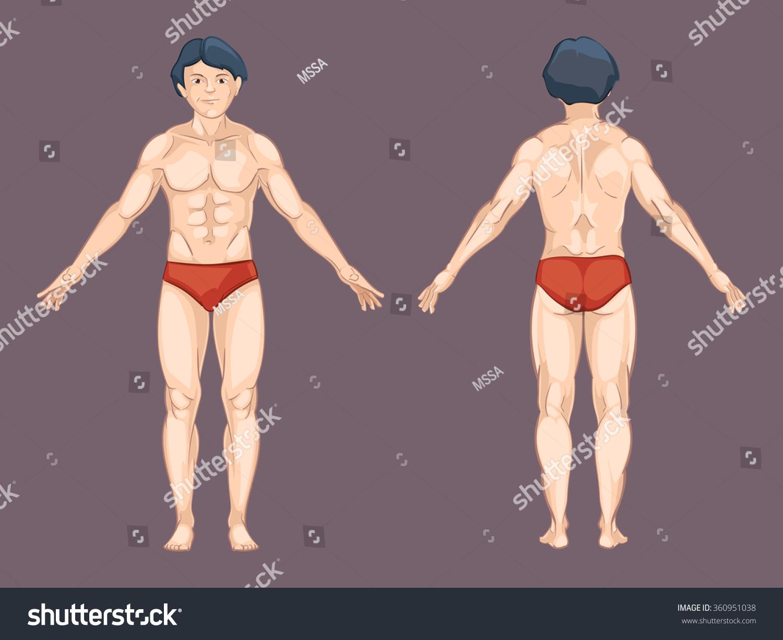 black gay pic body