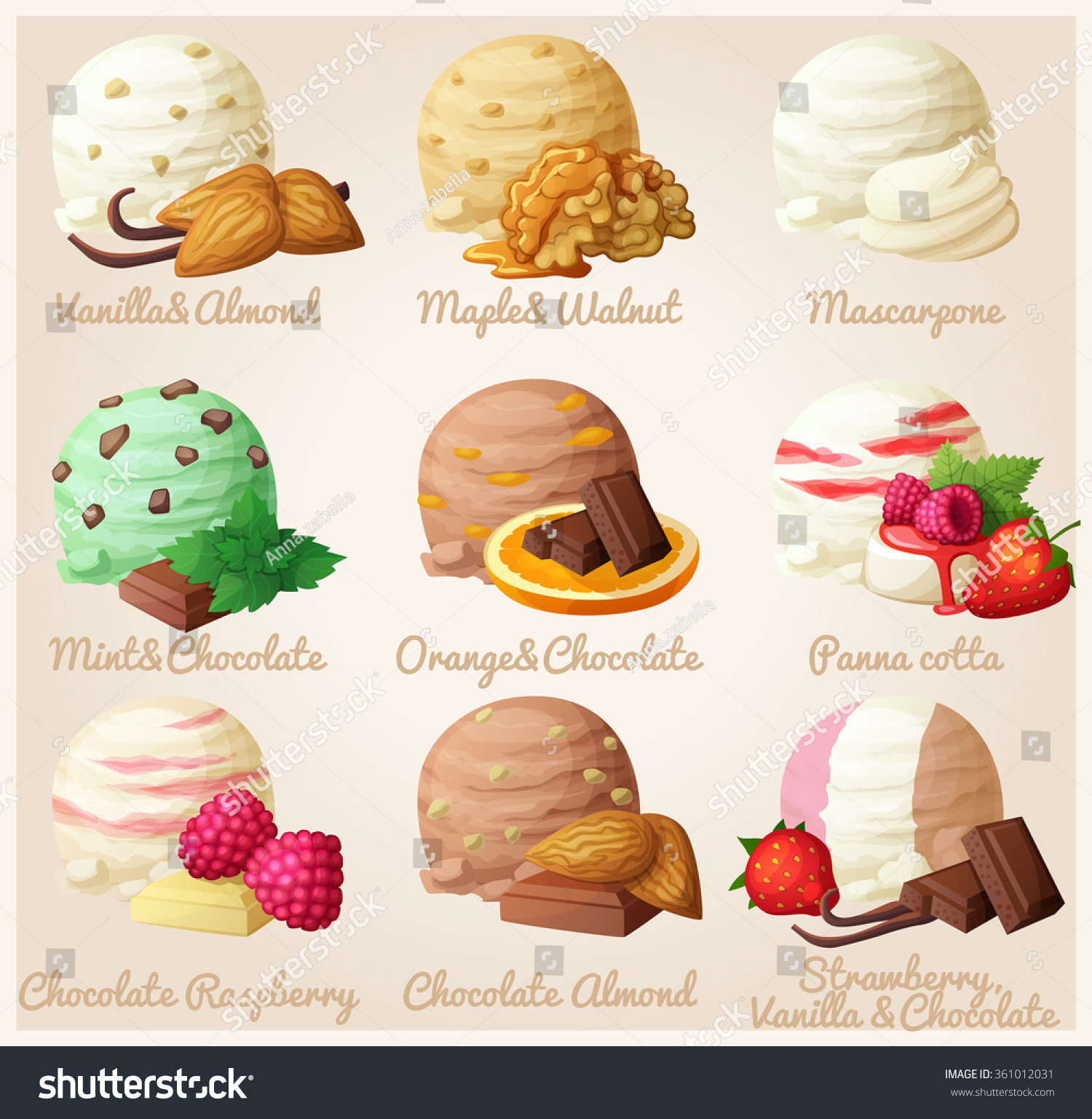 Image result for ice cream flavour