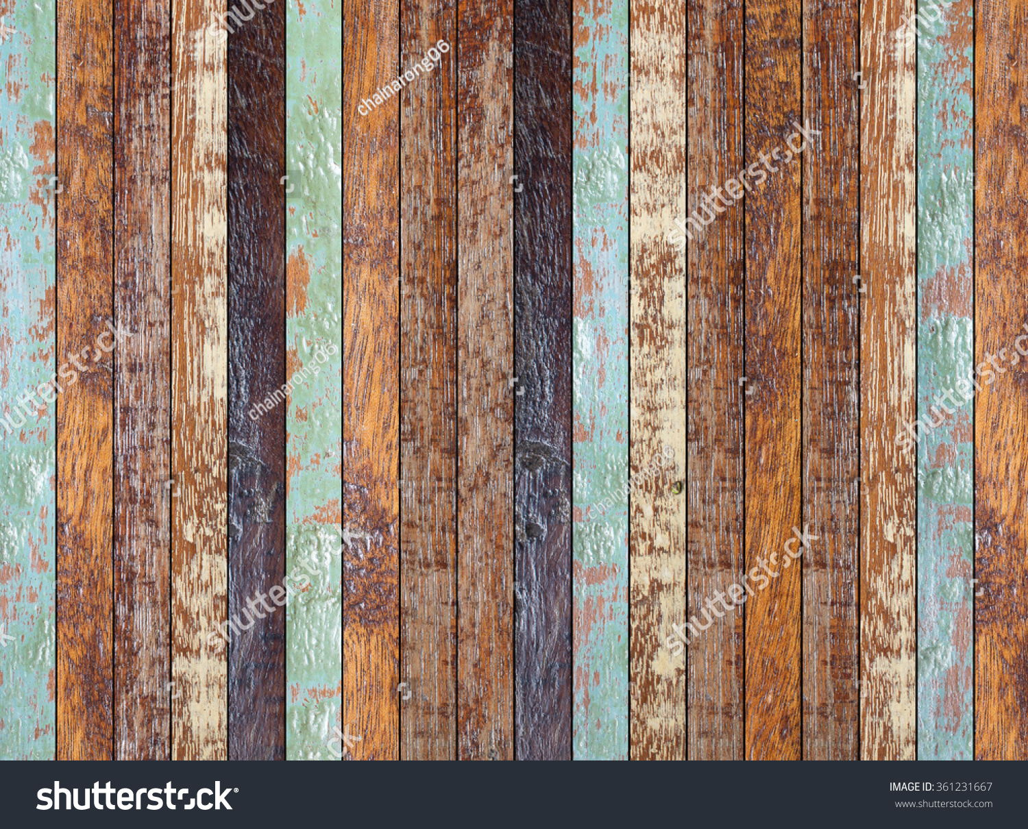 Vintage Aged Wooden Background Texture Retro Wooden Panel
