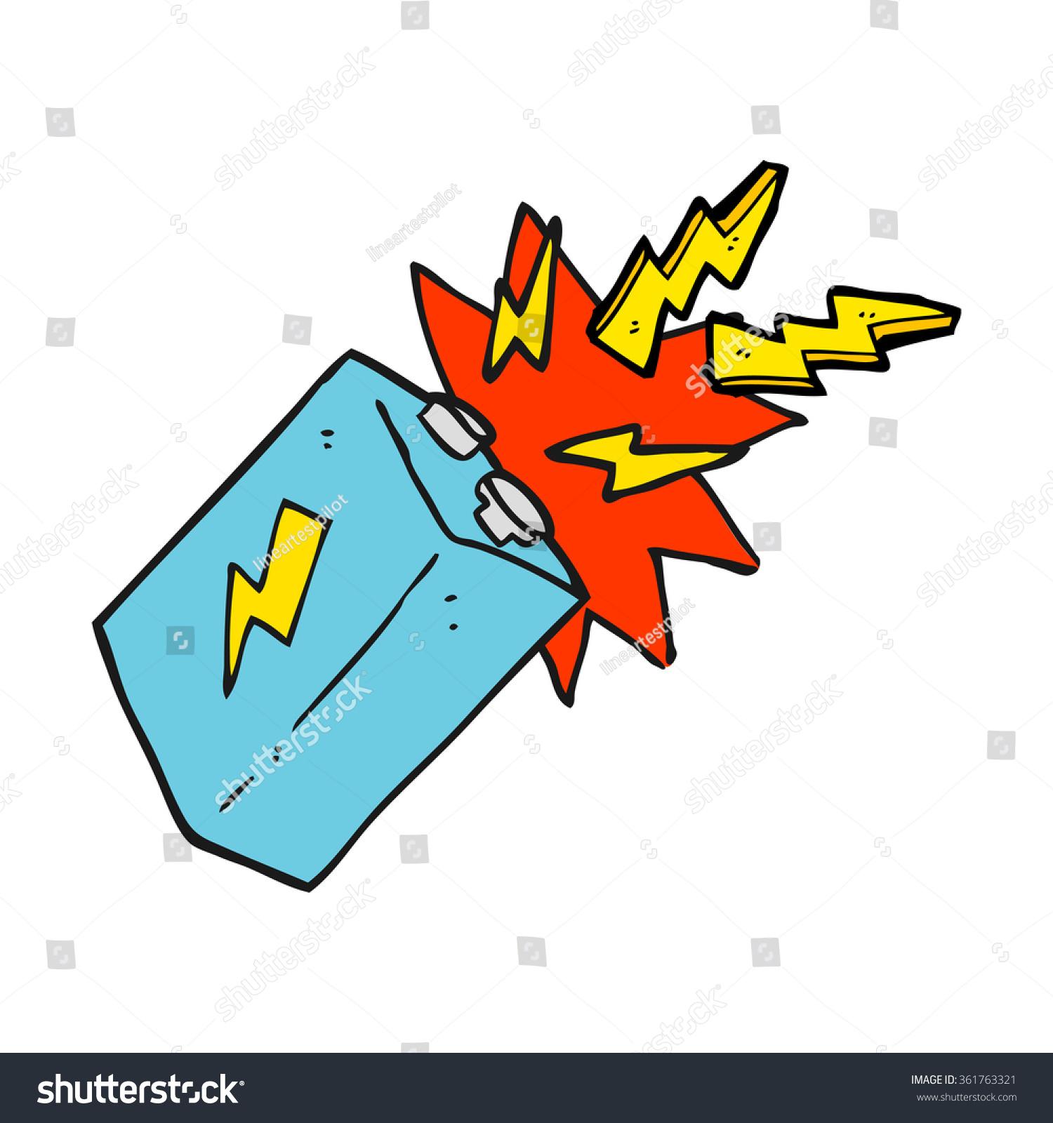 Resultado de imagen de battery sparking
