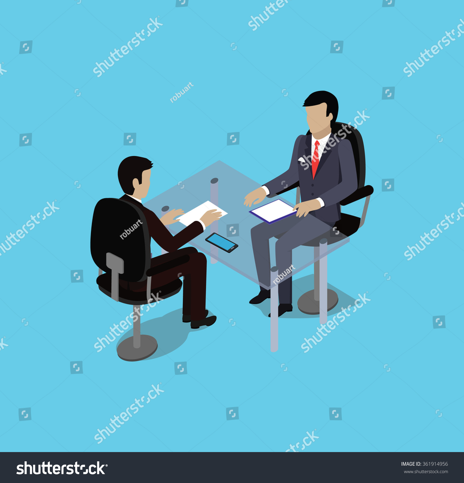 resume Market Research Interviewer Resume isometric hiring recruiting interview look resume stock vector applicant employer hands hold cv profile isometric