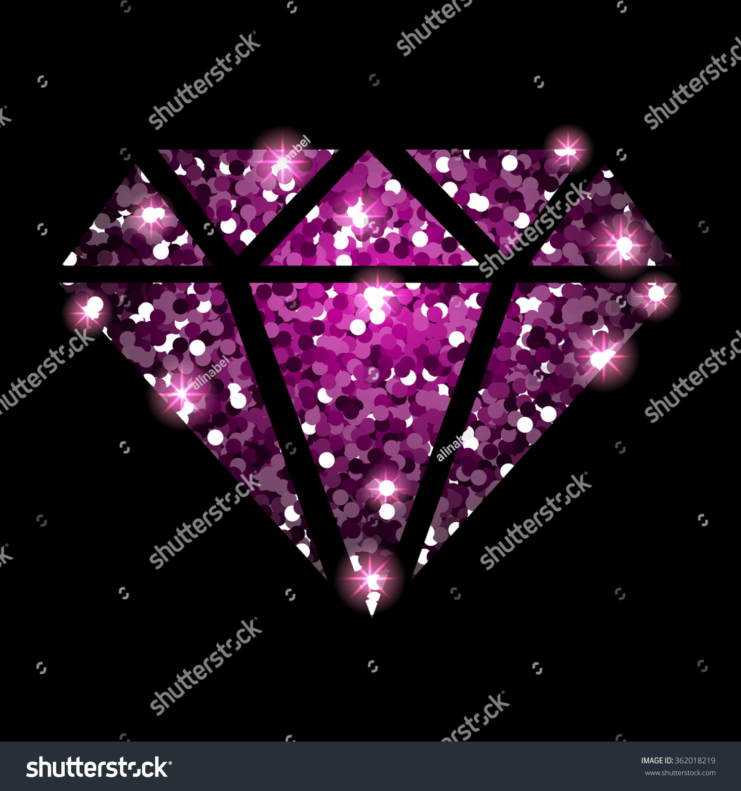 romantic diamond crystals sparkling jewels and pin background sparkle
