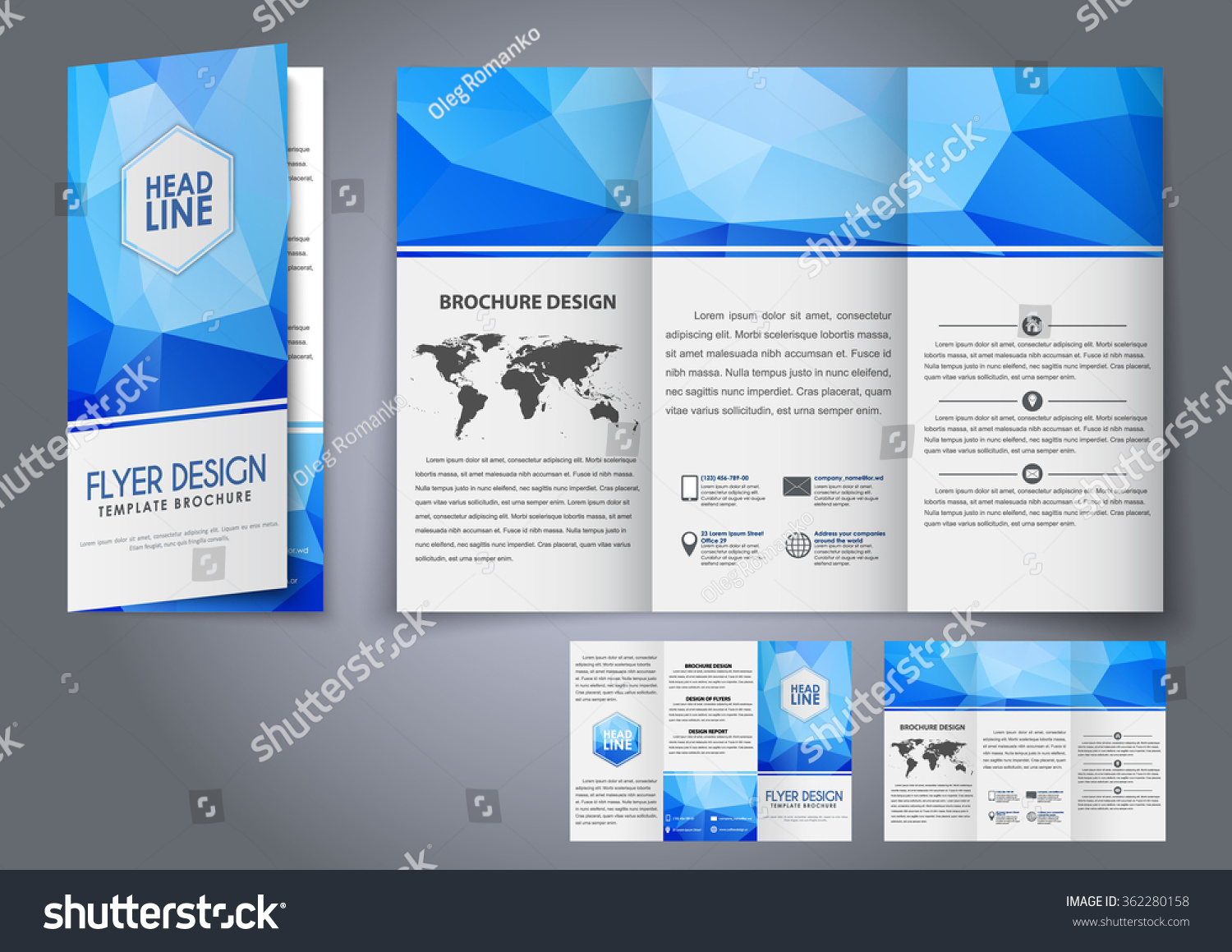 trifold flyers