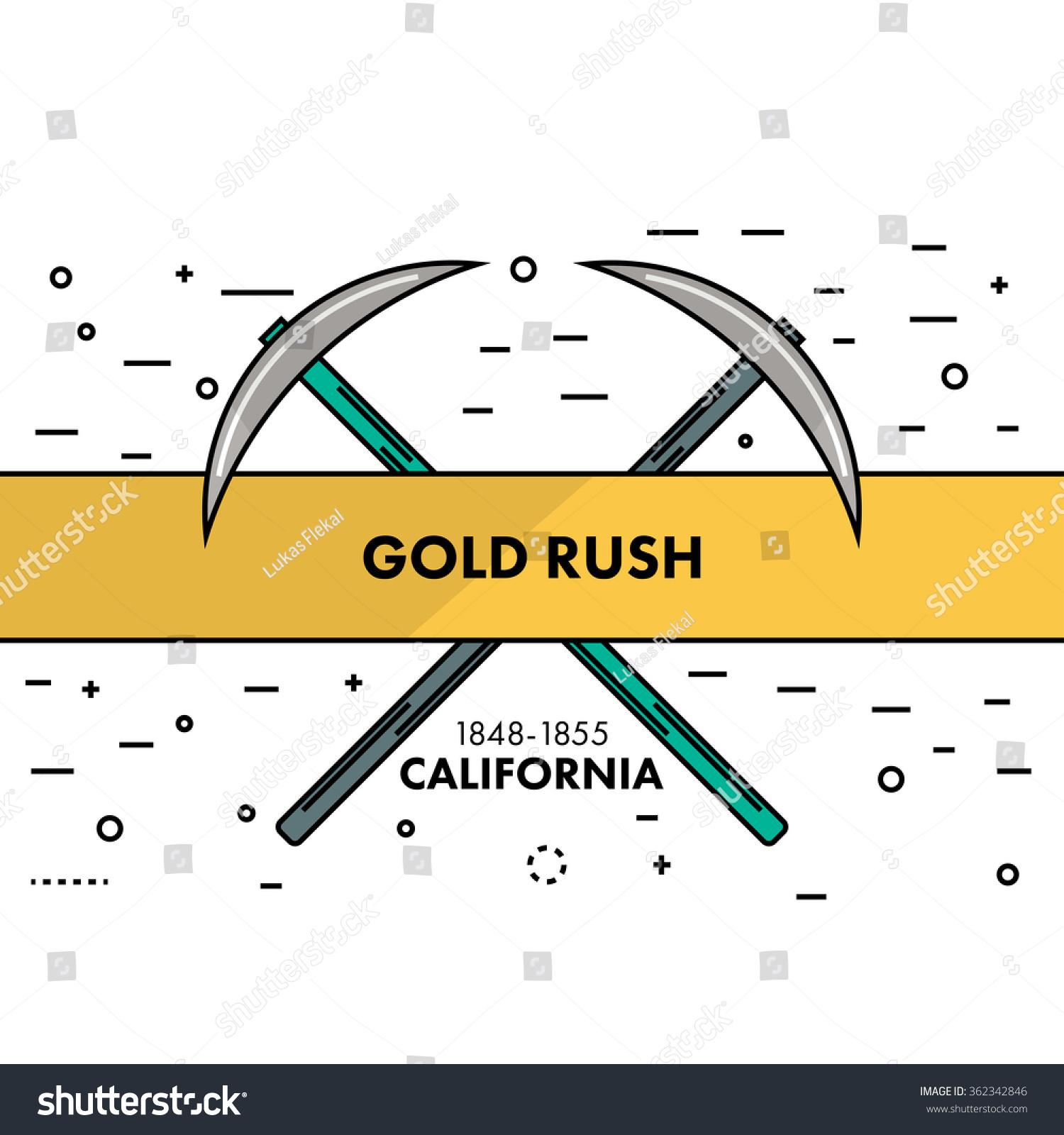 Gold Rush Pickaxe