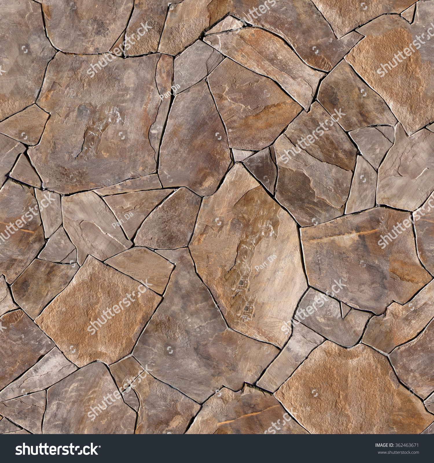 Seamless Texture Stone Wall Seamless Background Stock Photo (Edit Now)  362463671