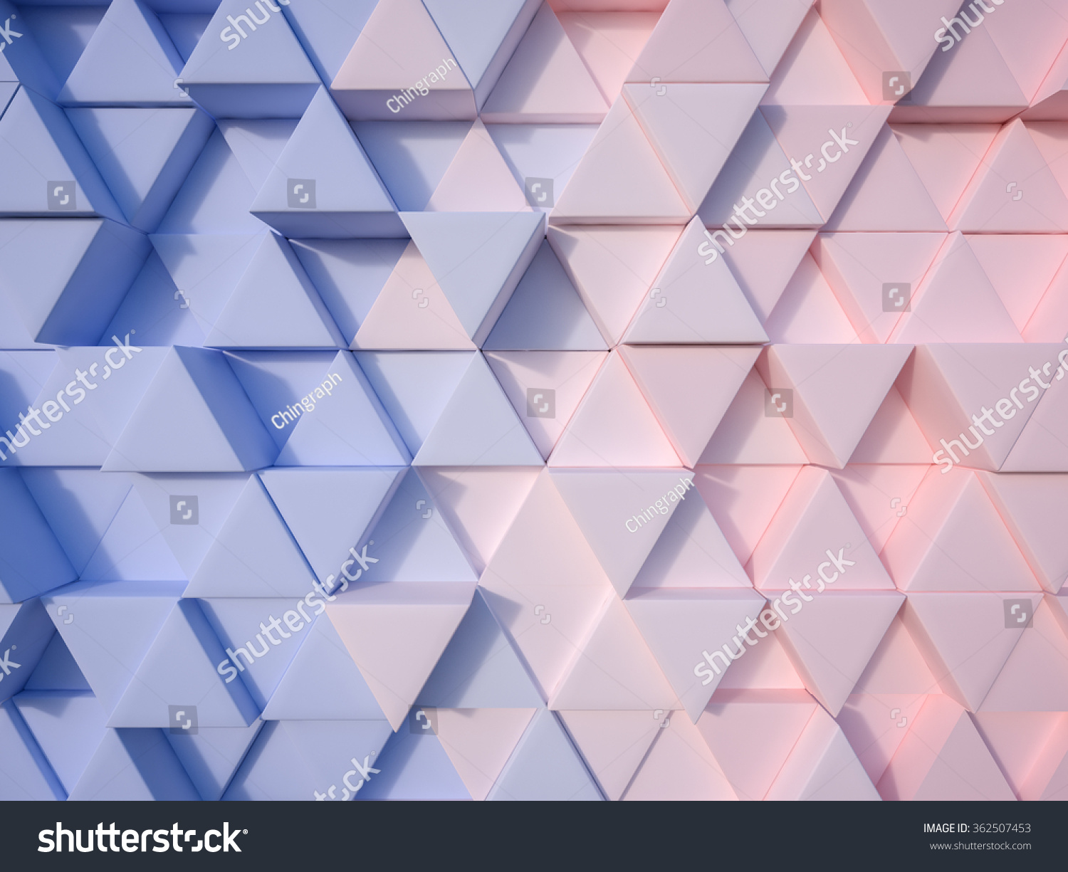 serenity blue rose quartz abstract 3d stock illustration 362507453 shutterstock. Black Bedroom Furniture Sets. Home Design Ideas