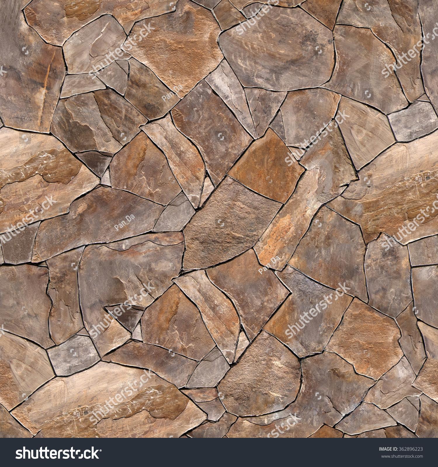 Stone pattern seamless