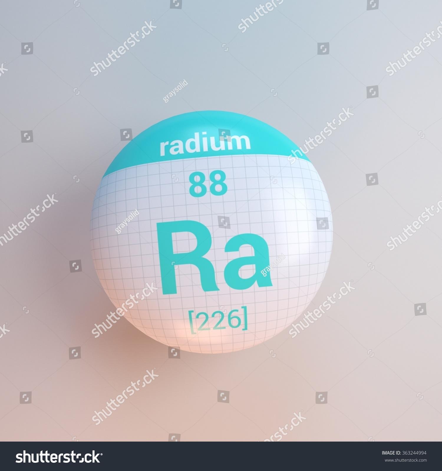 Periodic table elements radium stock illustration 363244994 periodic table of elements radium pooptronica