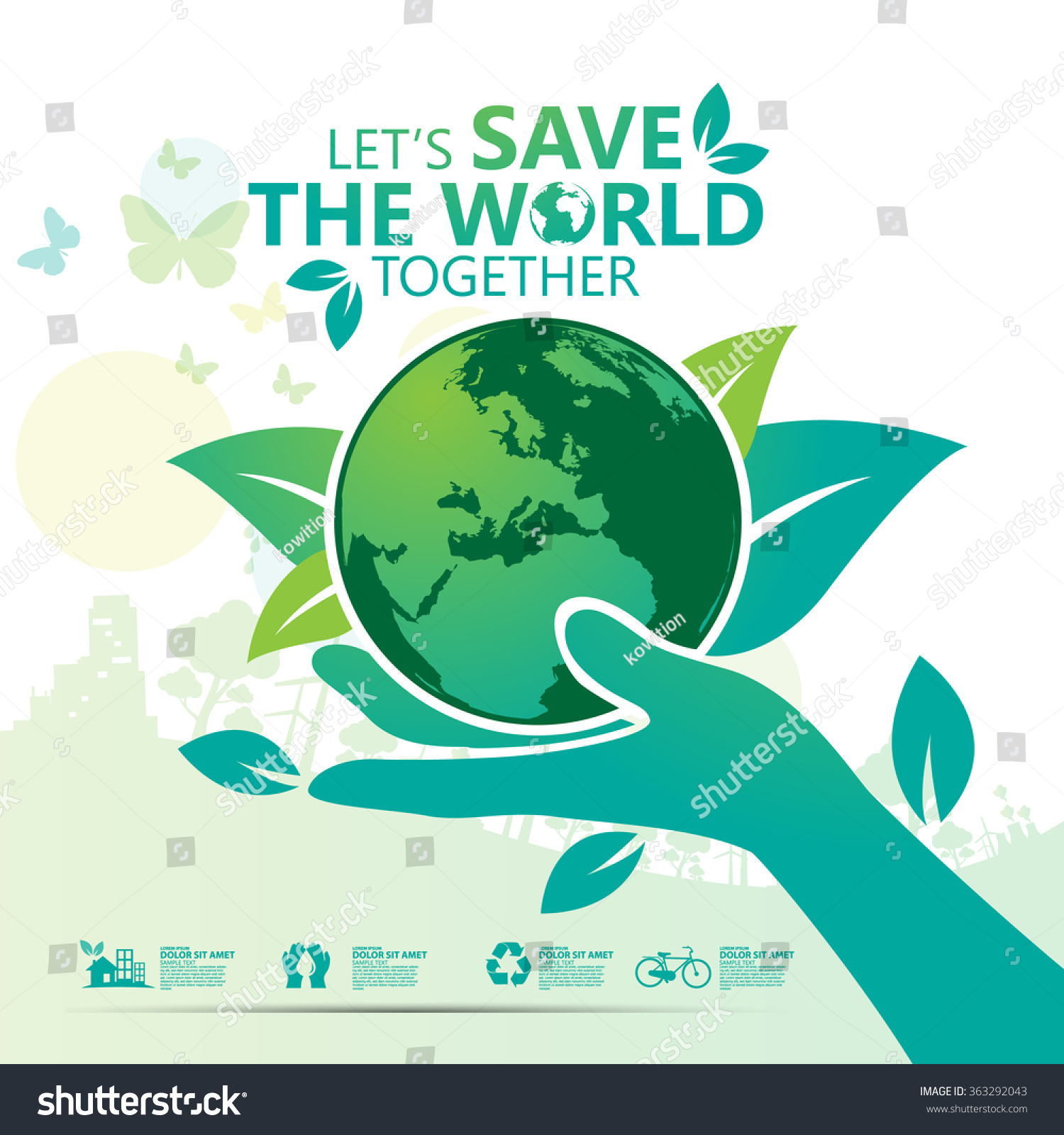 lets protect our environment Below is an essay on how to protect our environment from anti essays, your source for research papers, essays, and term paper examples  natural resources can be conveyed to people by.