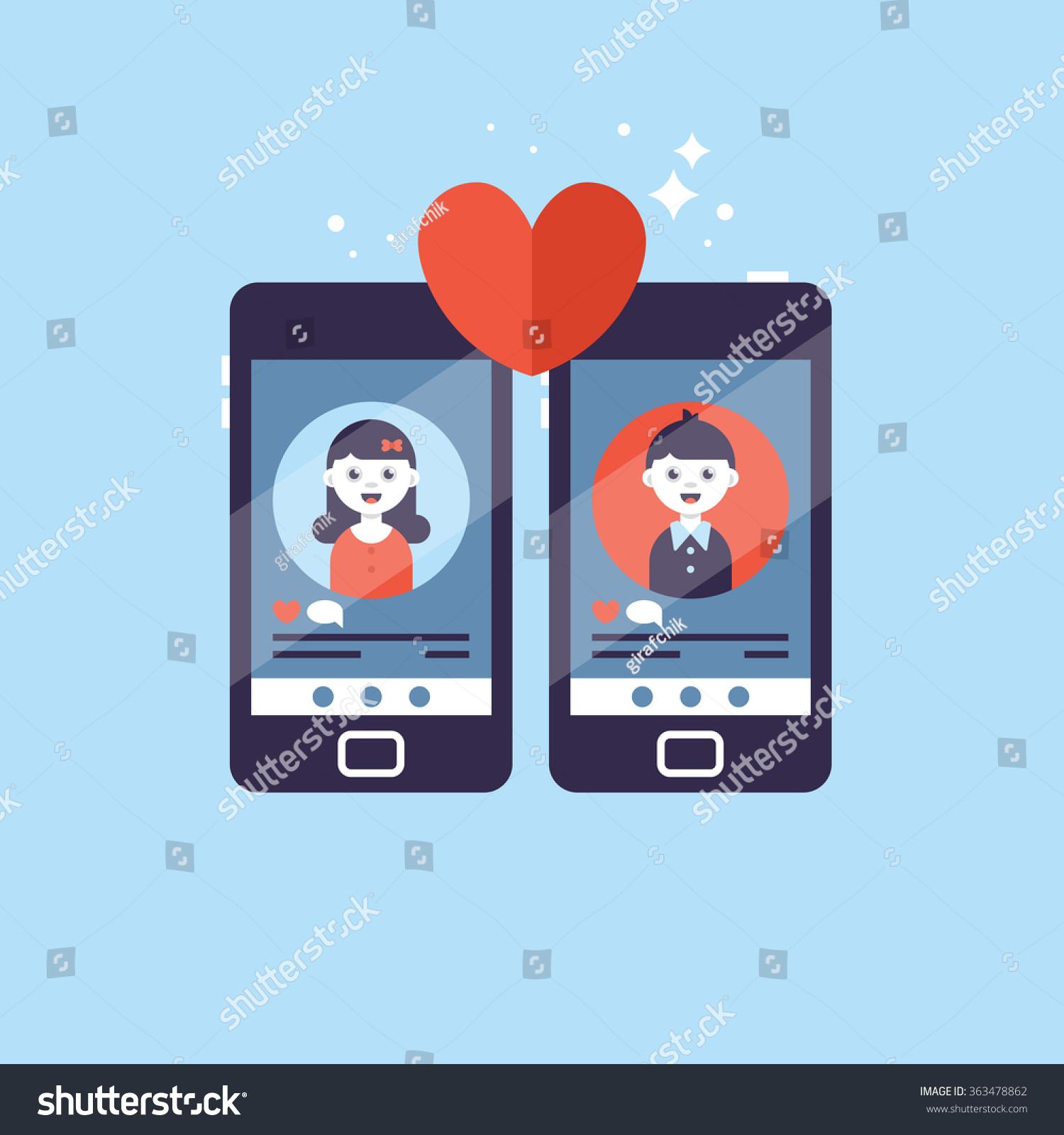 Online dating la gi