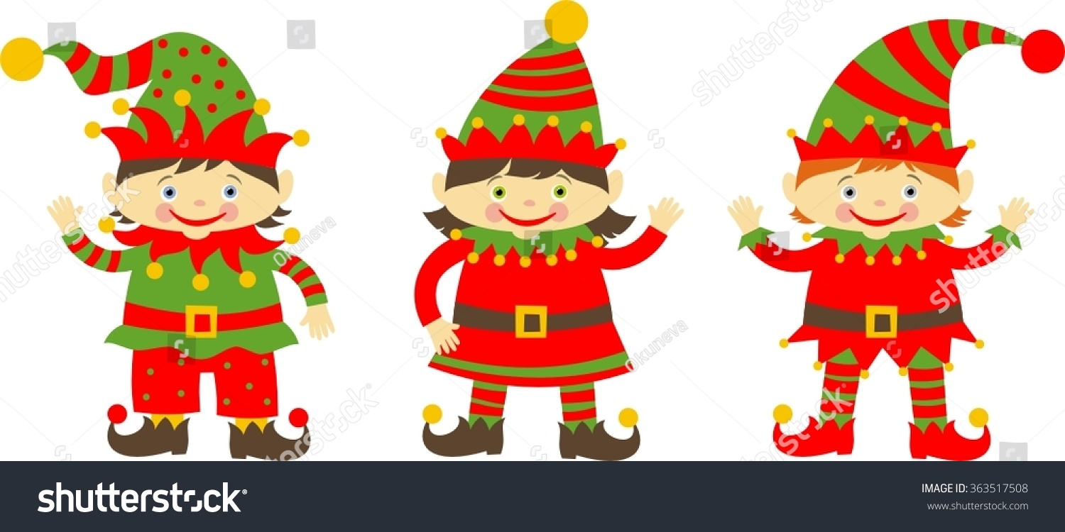 christmas elves images