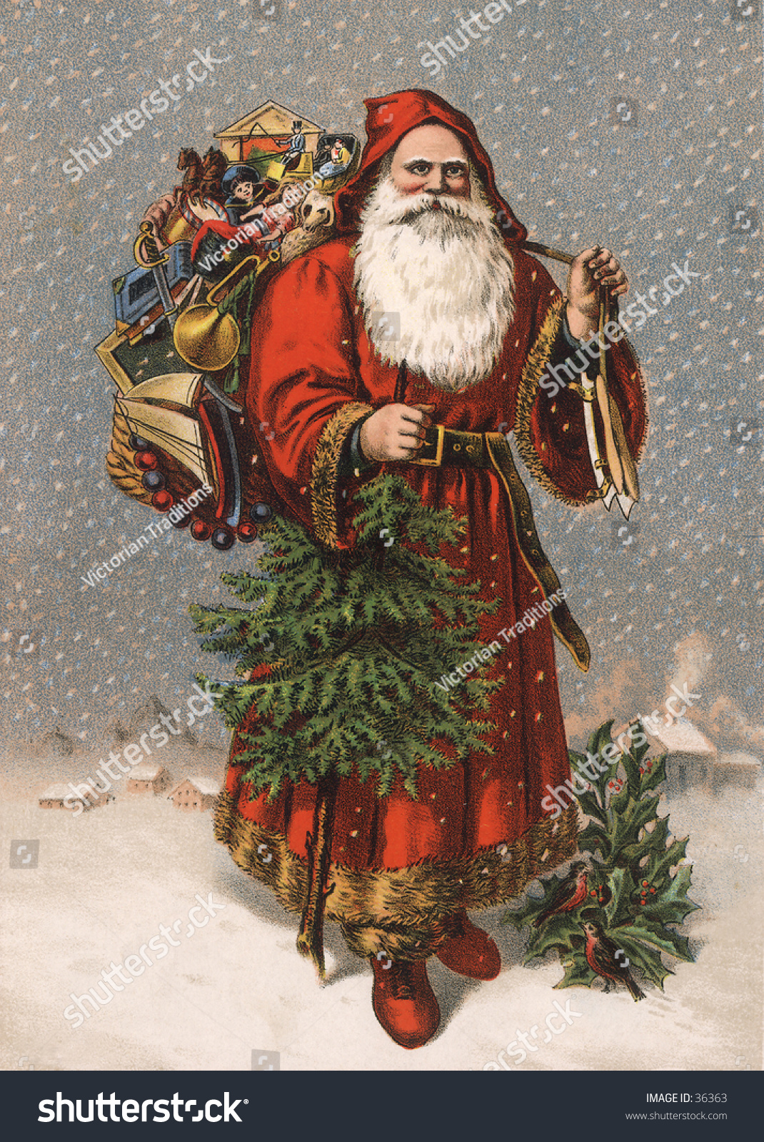 "The Original Rider Waite Deck By Arthur Edward Waite: Saint Nicholas (The Original ""Santa"")"
