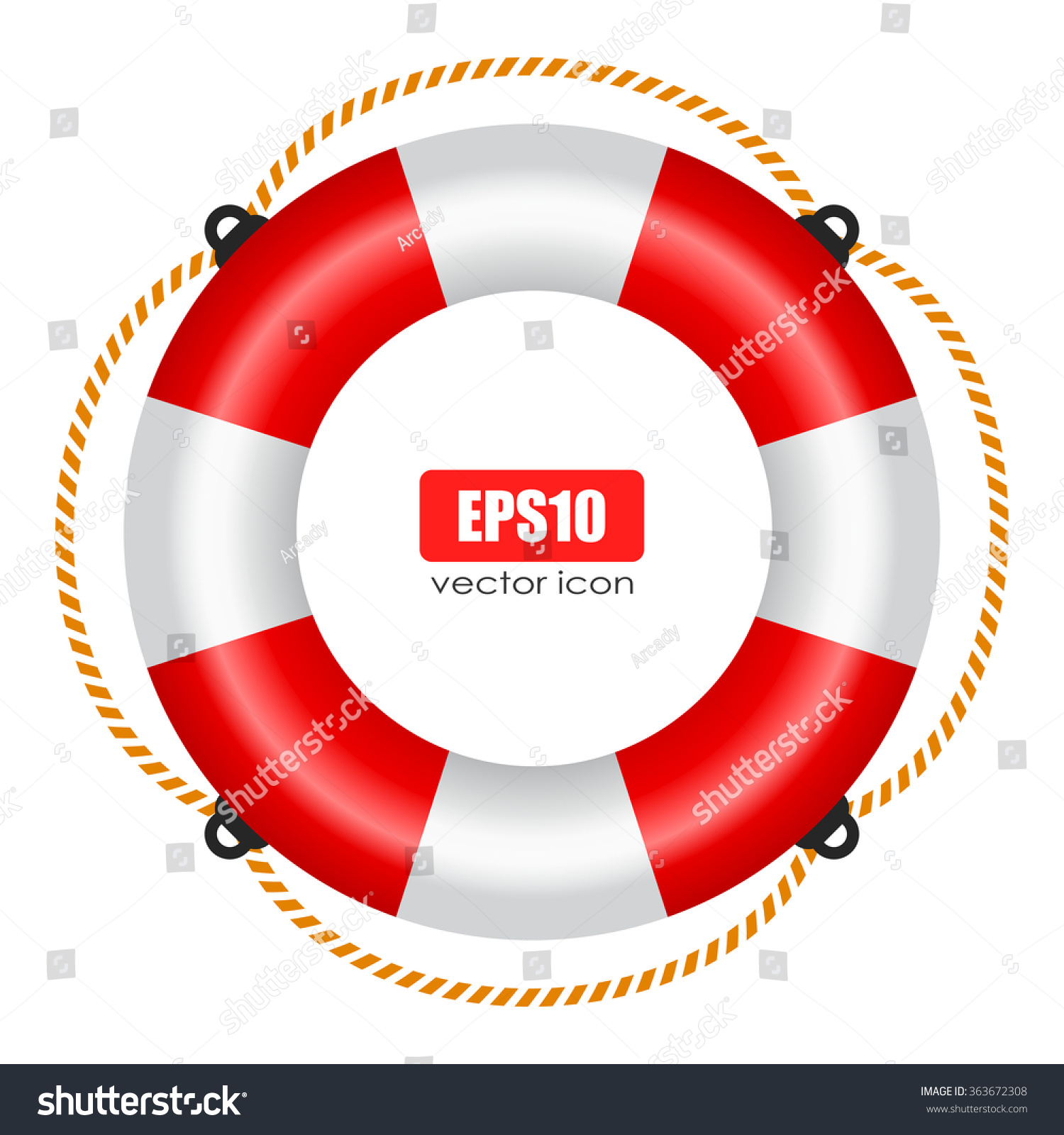 Lifeguard ring clipart - ClipartFest