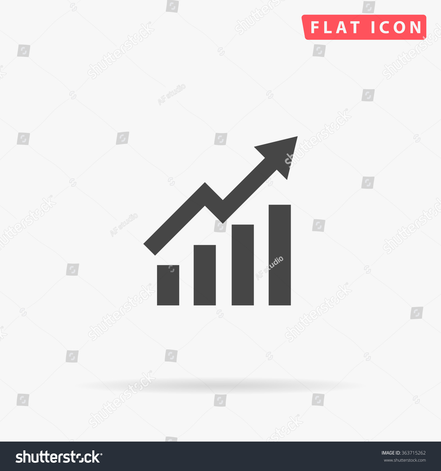 Graphic Icon Vector Stock Vector 363715262 - Shutterstock