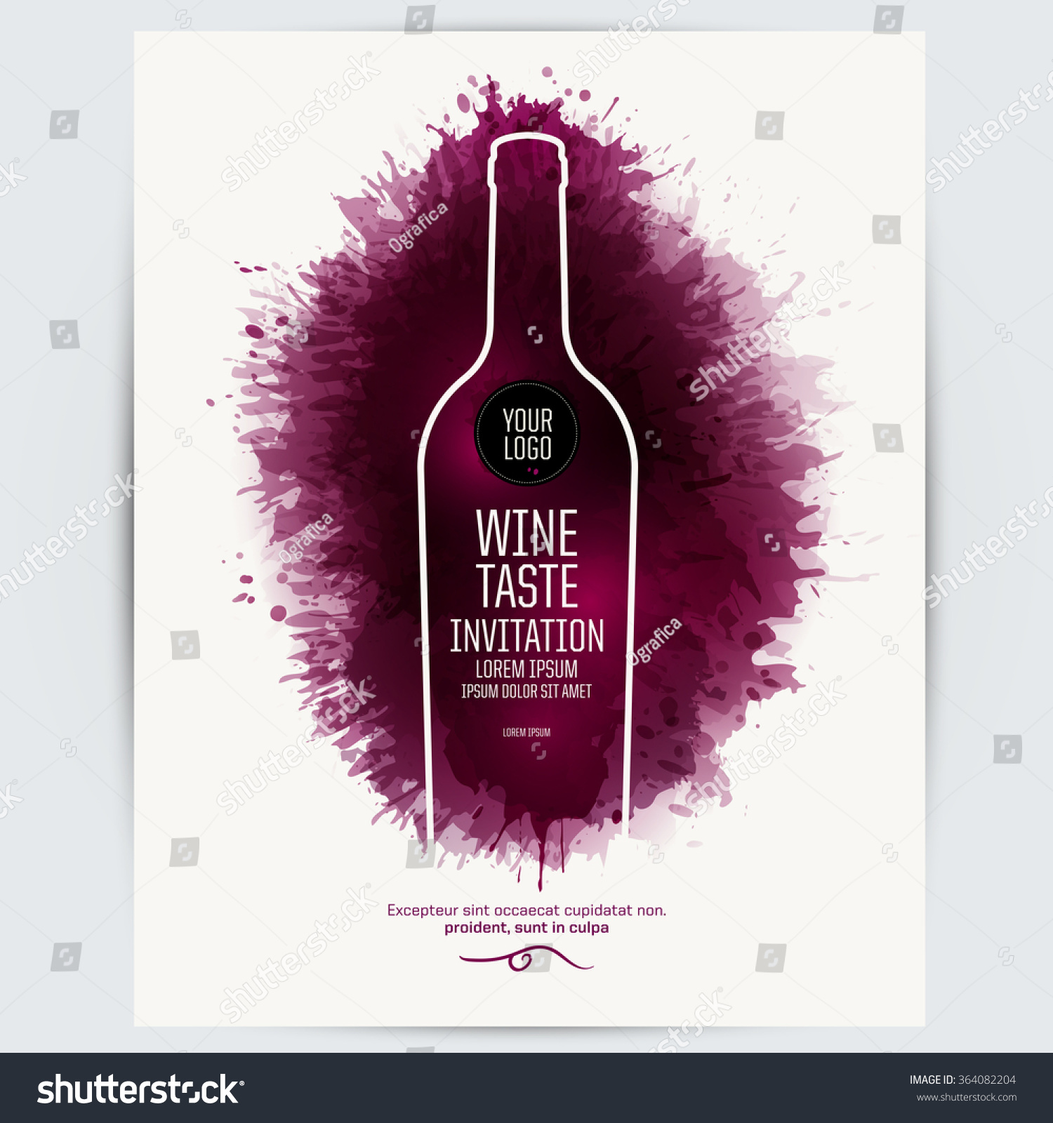 Wine Tasting Invitation Template was Lovely Ideas To Make Fresh Invitations Template
