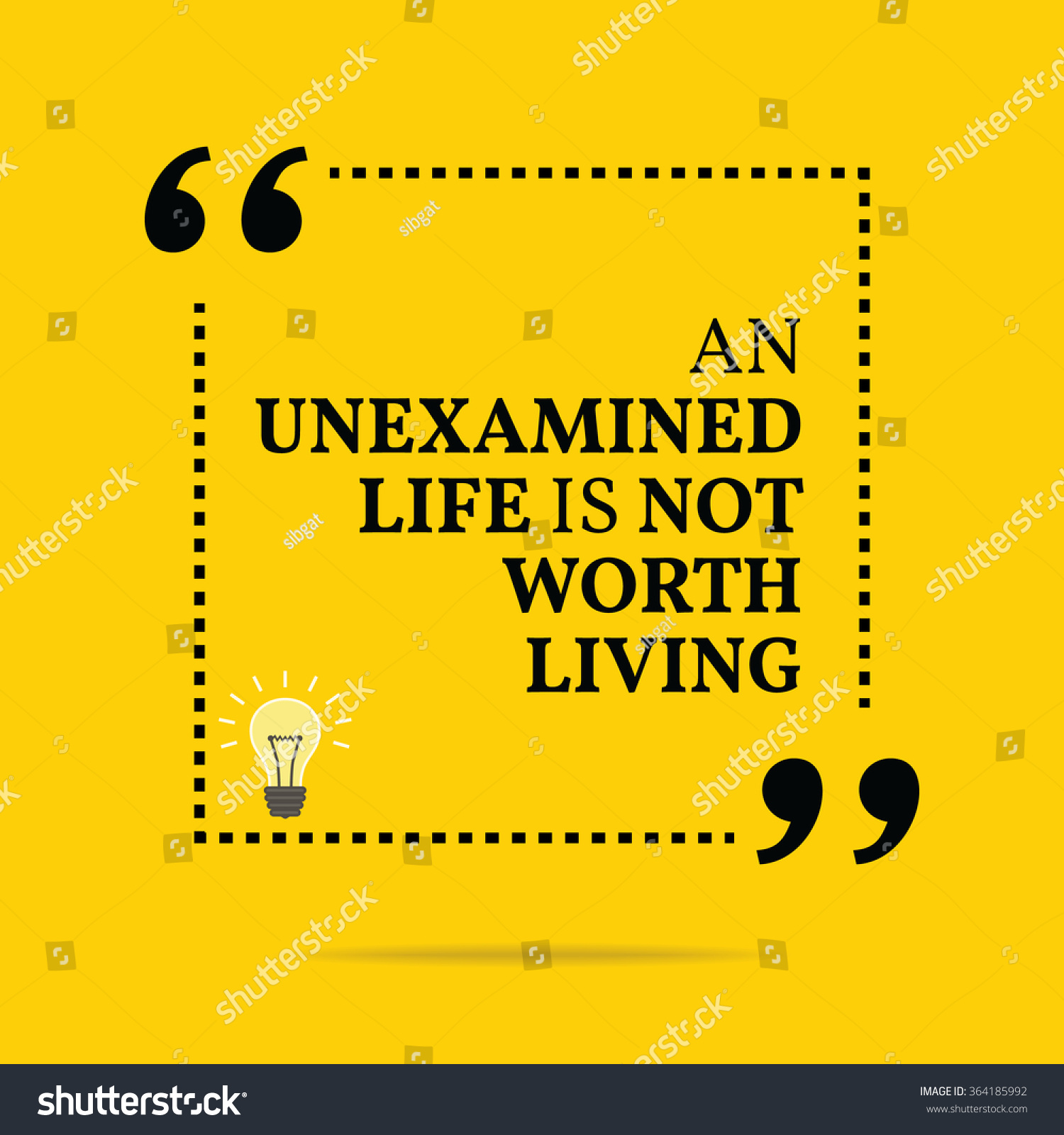 """the unexamined life is not worth living essay """"the unexamined life is not worth living"""" (socrates) the inquiry performed by those endowed with a rational element, consists of attaining."""