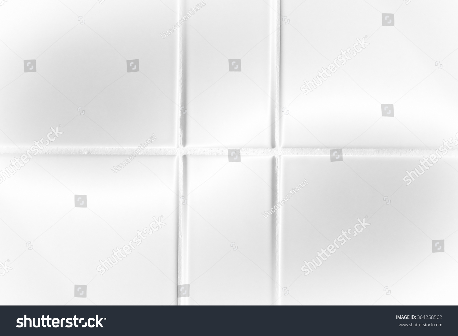 Wall sterile white ceramic tiles abstract stock photo 364258562 wall with sterile white ceramic tiles abstract material background suitable for fragmentation of text over dailygadgetfo Choice Image