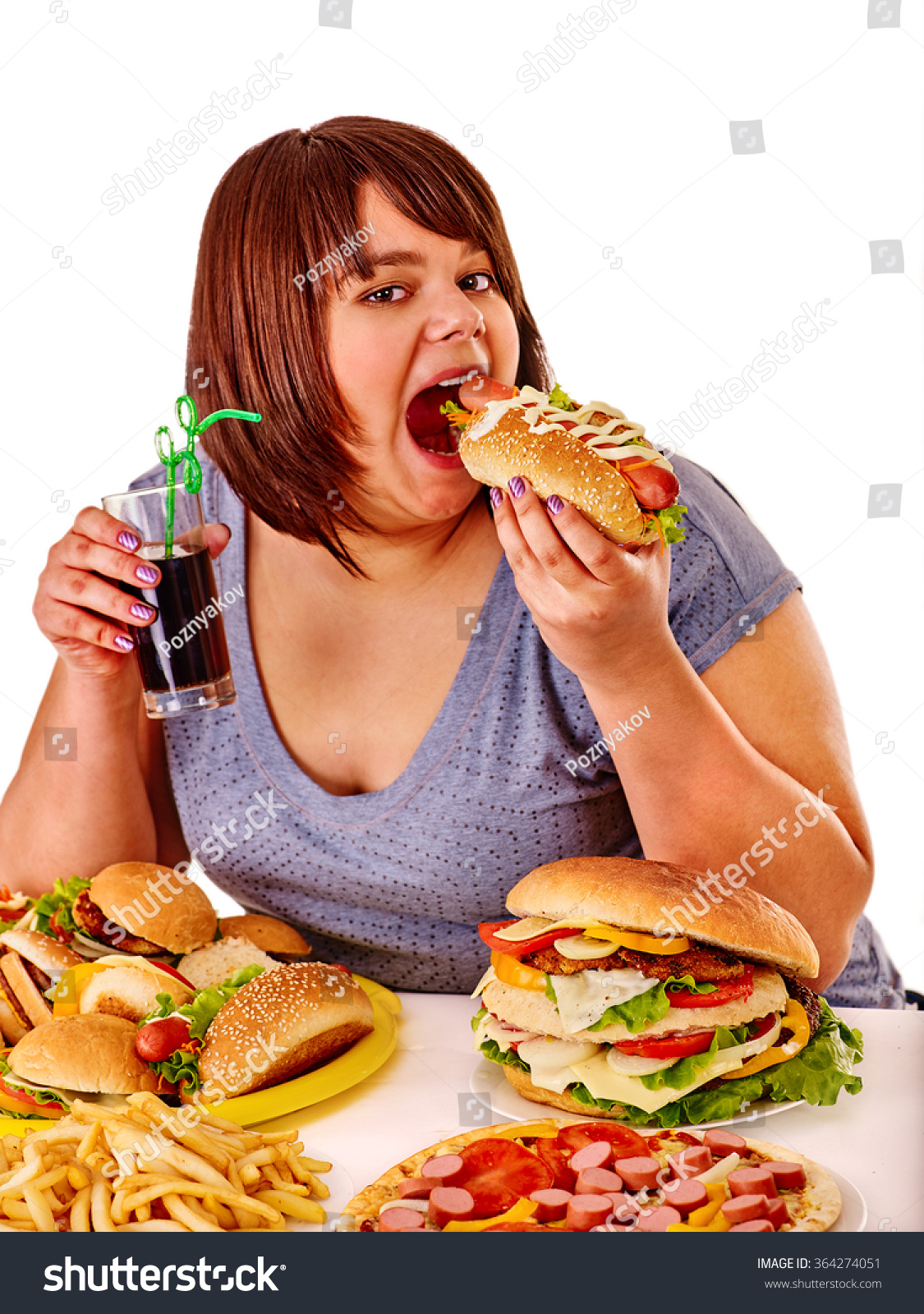stock-photo-fat-girl-eat-fastfood-hot-do