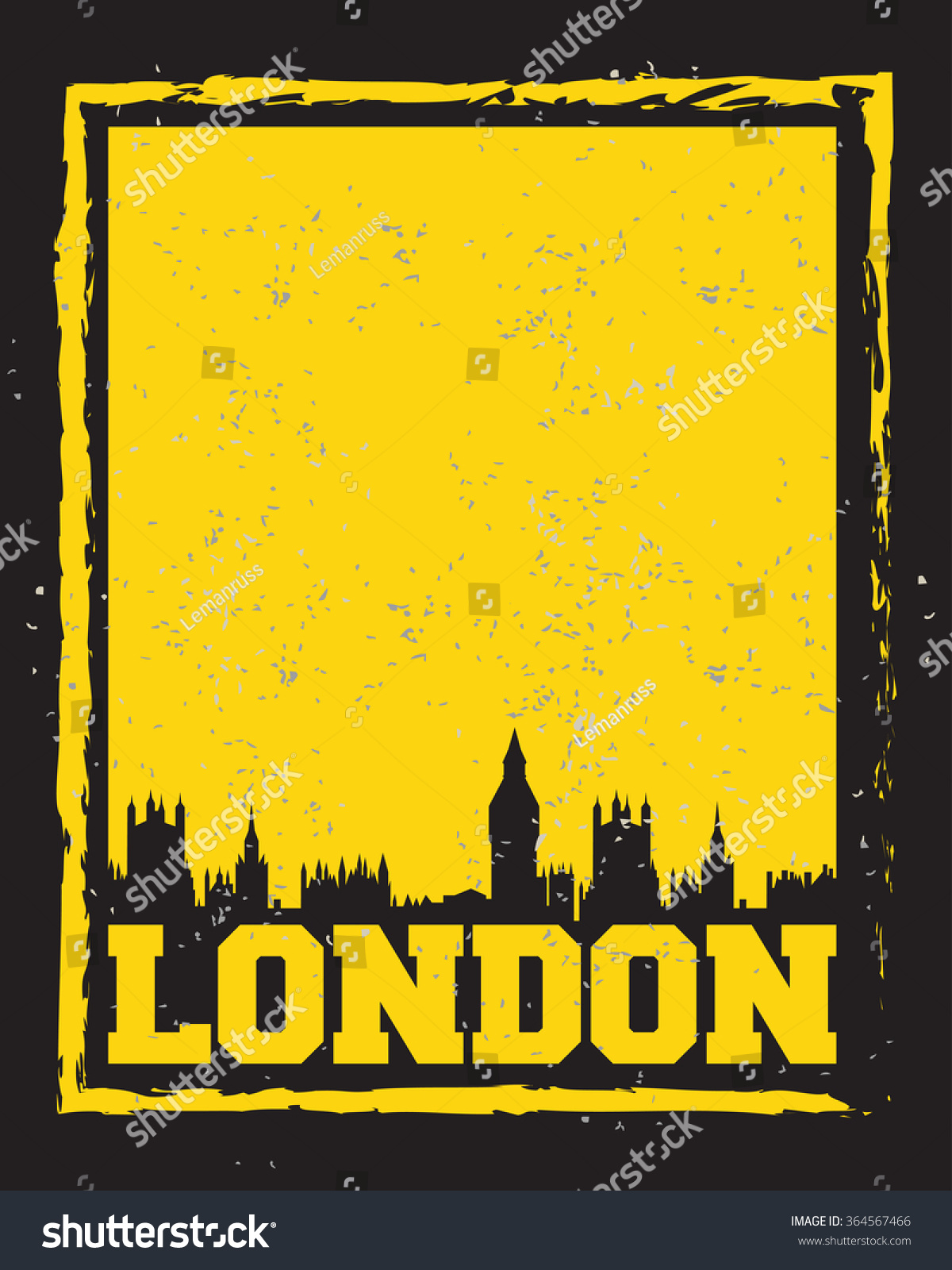Shirt design london - London City Concept Logo Label Word And Icon Cloud Hipster Style