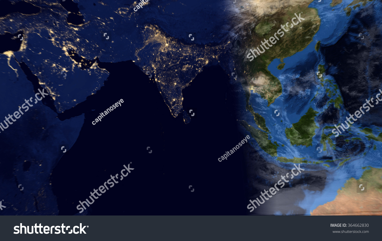 Planet earth map india indonesia asia elements this stock planet earth map india indonesia asia elements this stock illustration 364662830 shutterstock gumiabroncs Gallery